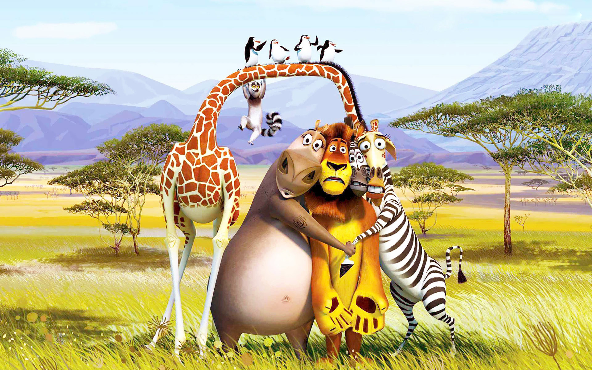 madagascar 3 europes most wanted, hd movies, 4k wallpapers, images