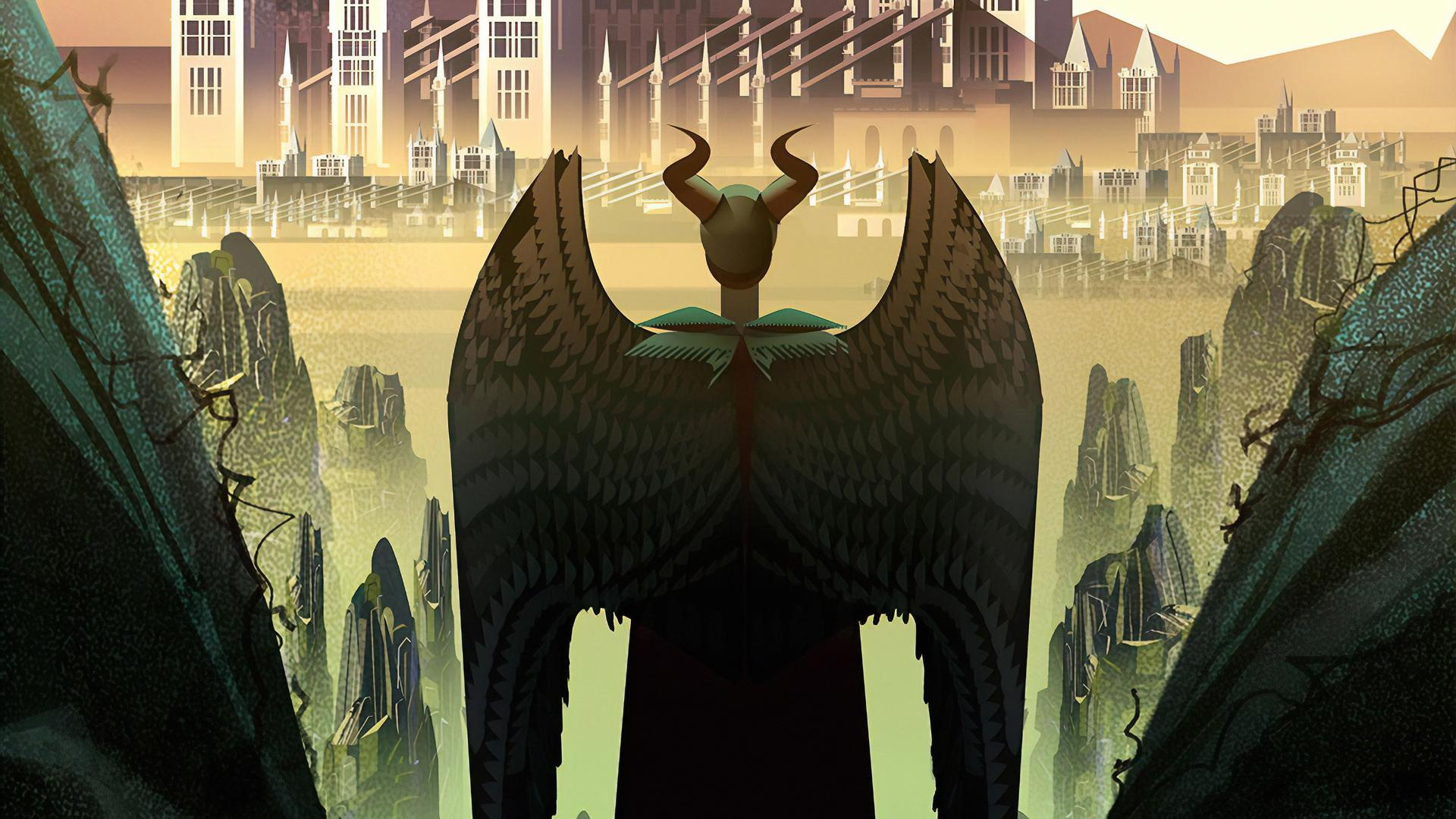 Maleficent Mistress Of Evil 2019 Poster Hd Movies 4k