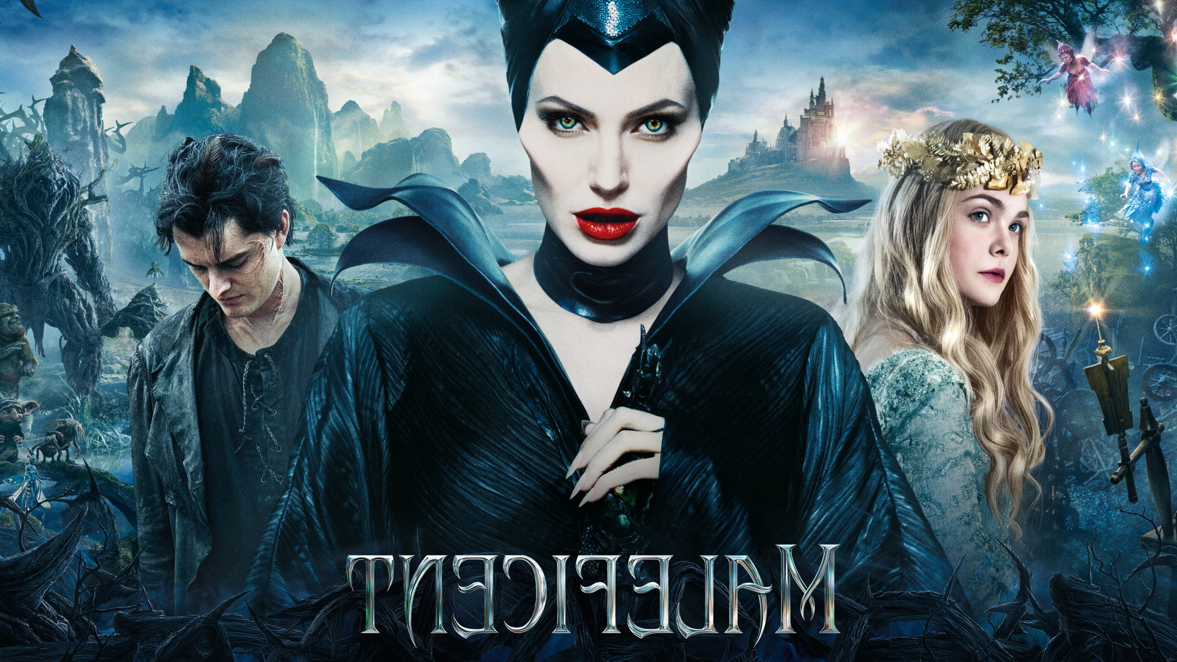 Maleficent Wallpapers Images Backgrounds Photos and Pictures