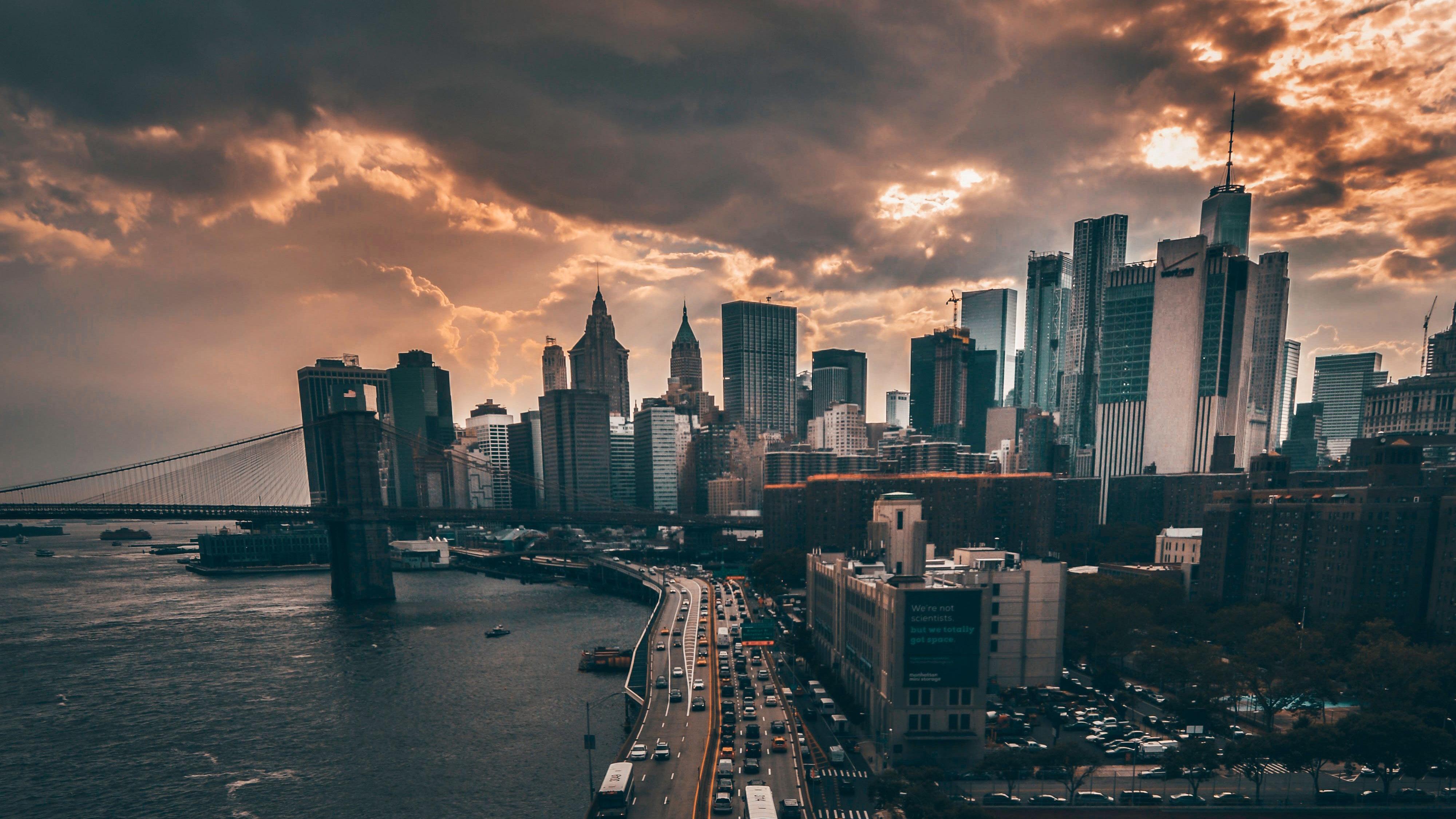Manhattan New York City 4k, HD World, 4k Wallpapers