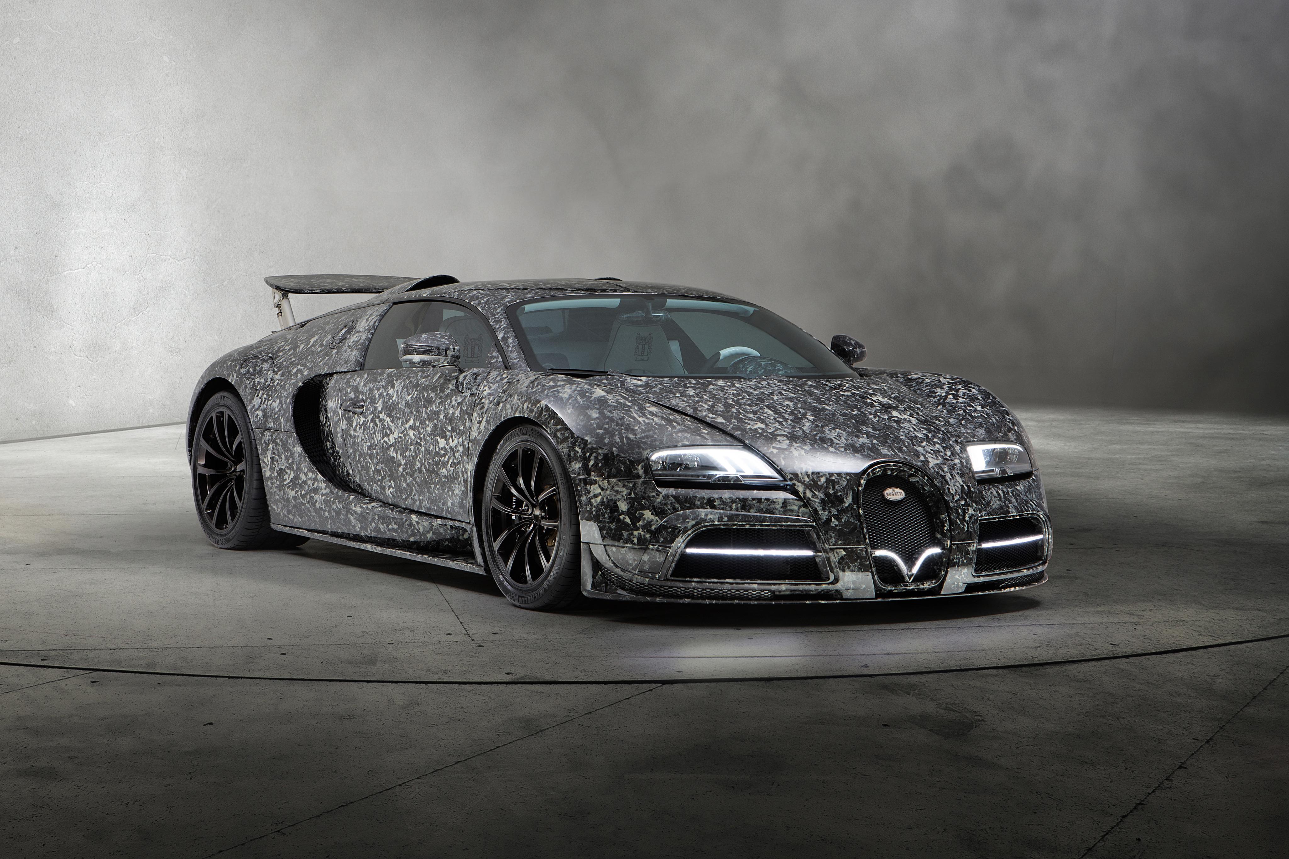 Mansory Bugatti Veyron Vivere Diamond Edition 2018 Hd Cars 4k