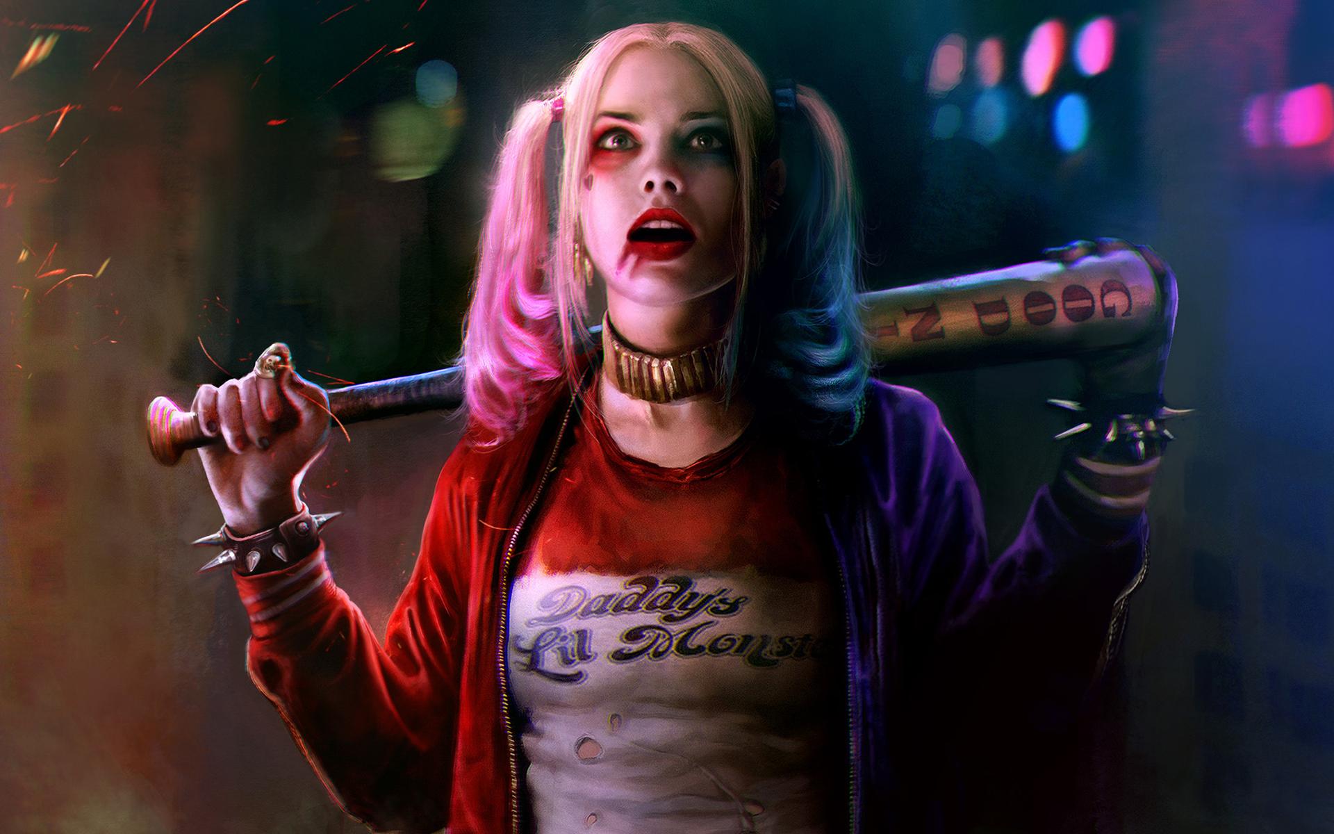 Margot Robbie As Harley Quinn Apple IphoneiPod TouchGalaxy Ace