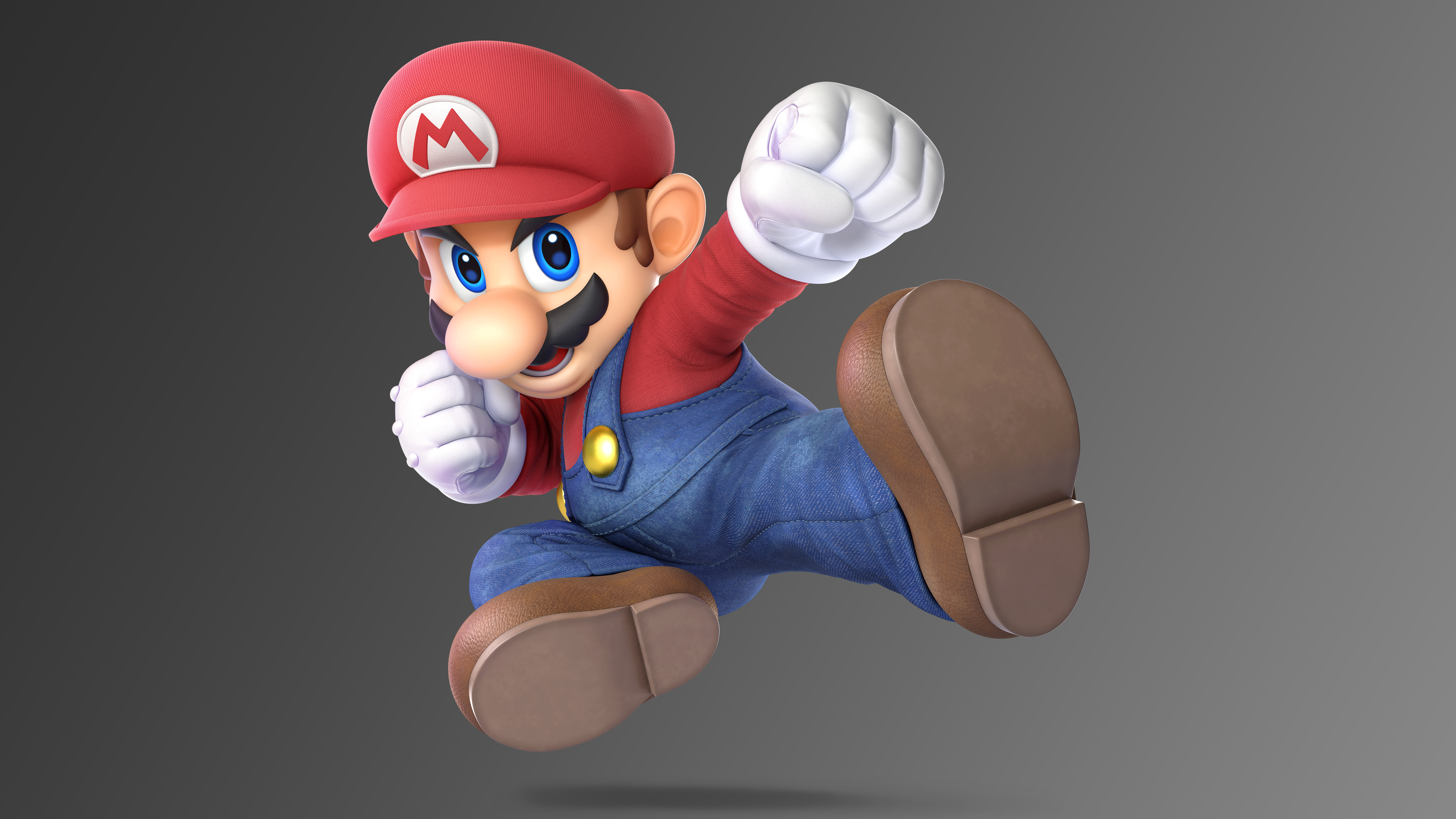 Mario Super Smash Bros Ultimate 5k Hd Games 4k Wallpapers Images