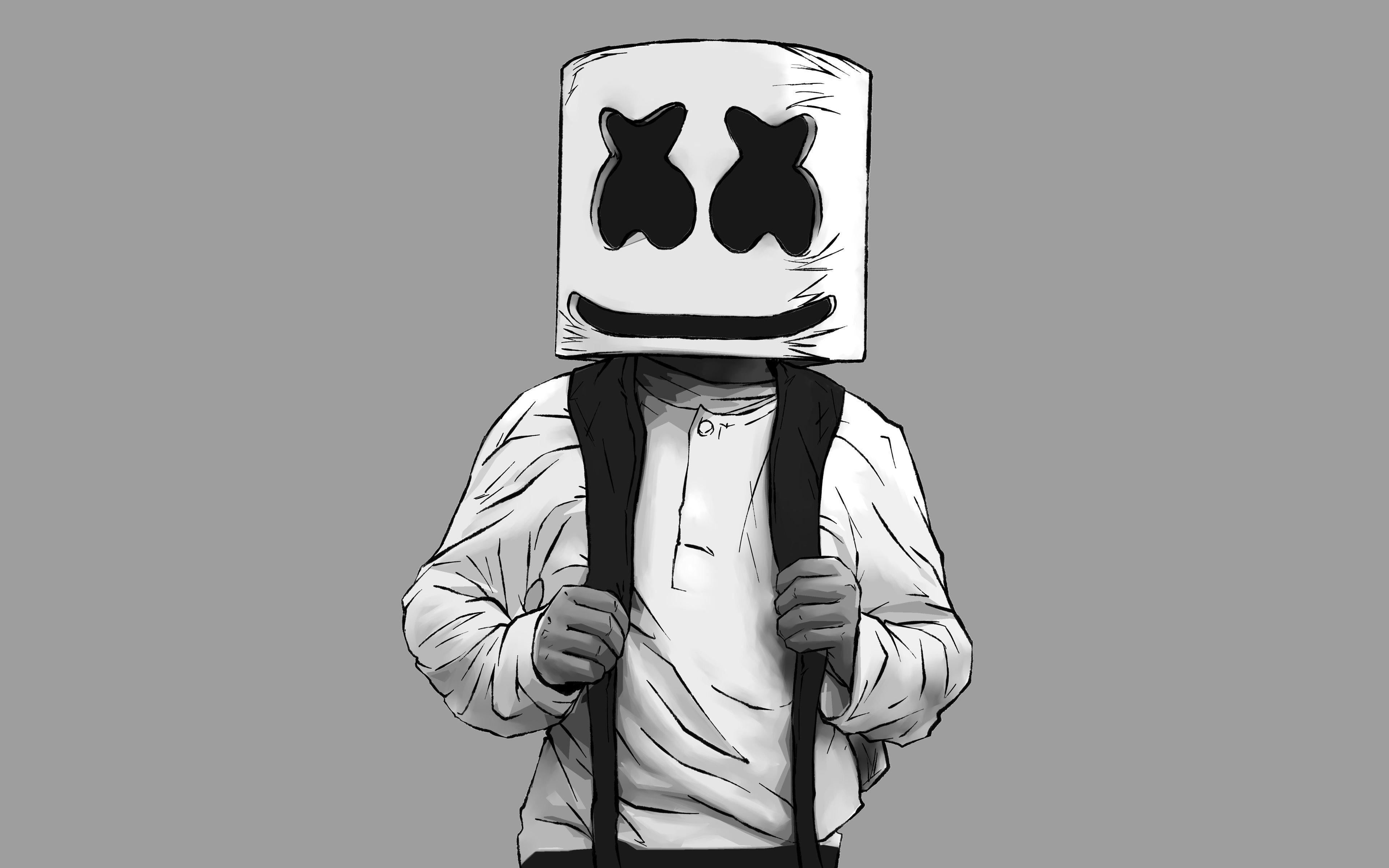 Marshmello Artwork