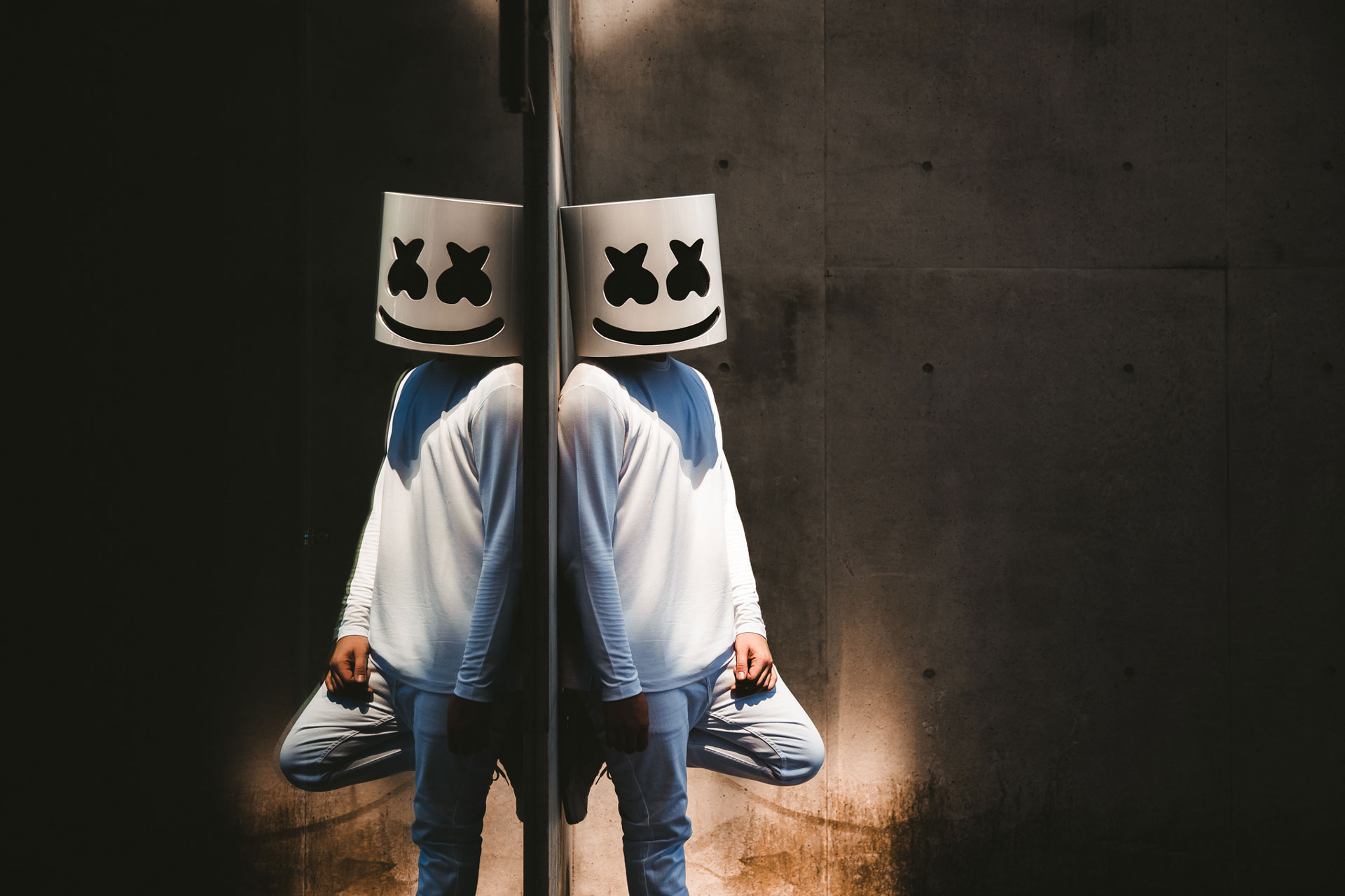 Marshmello Dj 2016 Hd Music 4k Wallpapers Images Backgrounds