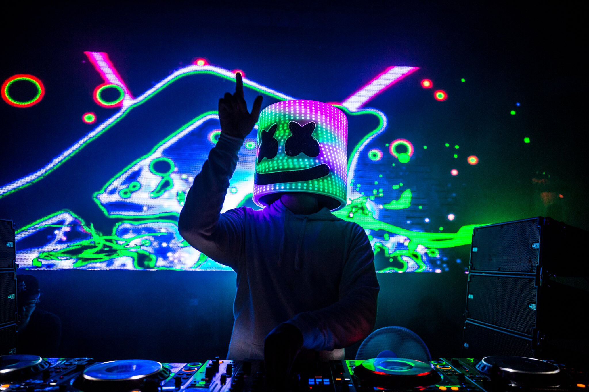 Marshmello DJ HD, HD Music, 4k Wallpapers, Images, Backgrounds, Photos And Pictures