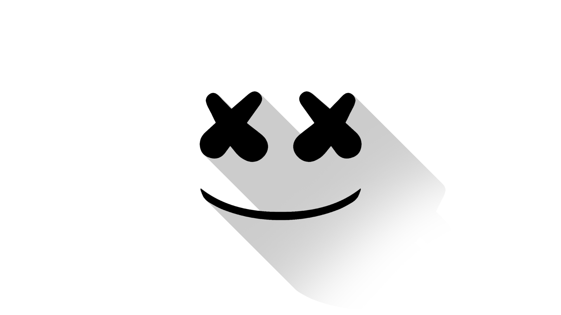 Marshmello Dj Material Design Logo Hd Music 4k Wallpapers Images
