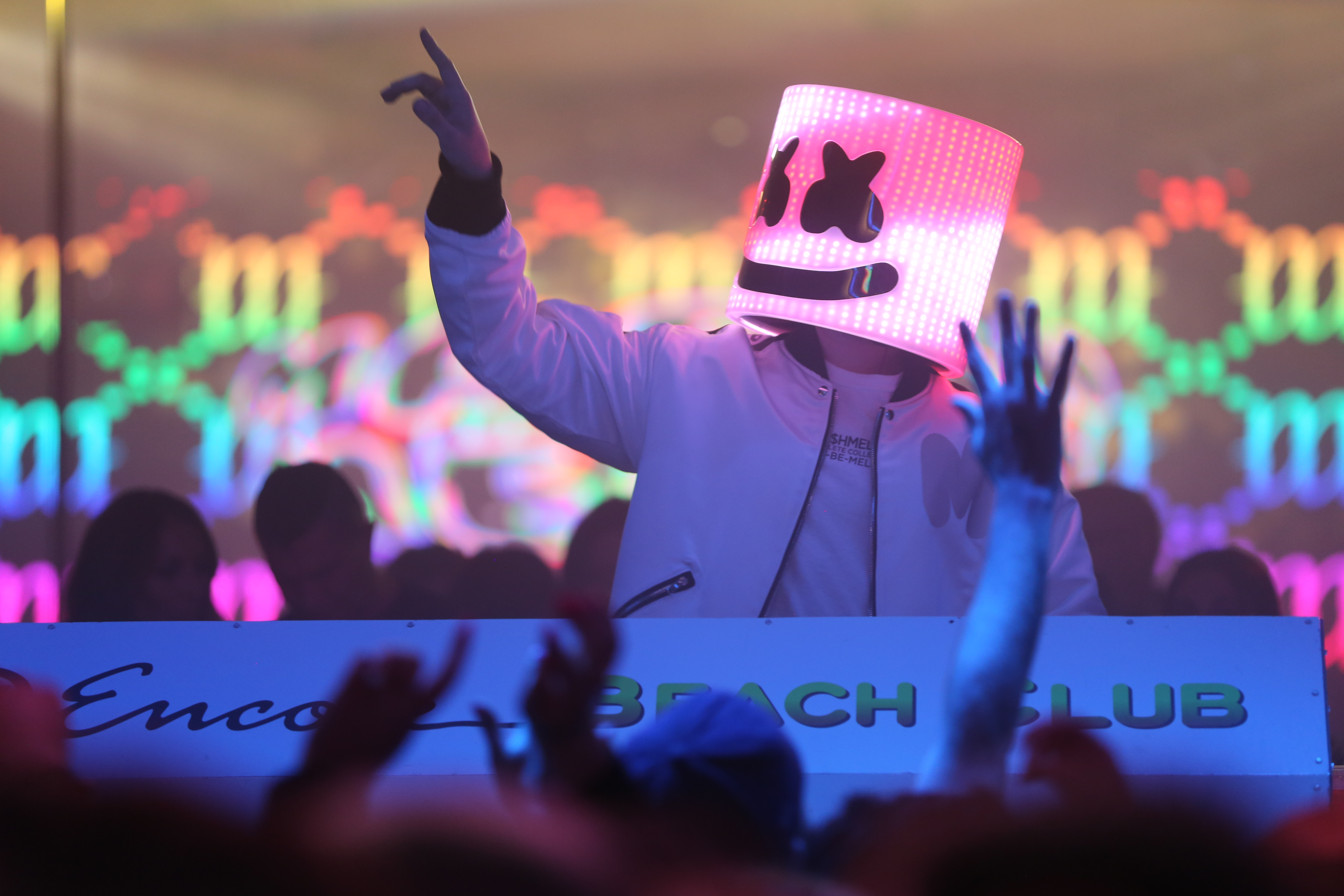 Marshmello Famous Dj, HD Music, 4k Wallpapers, Images ...