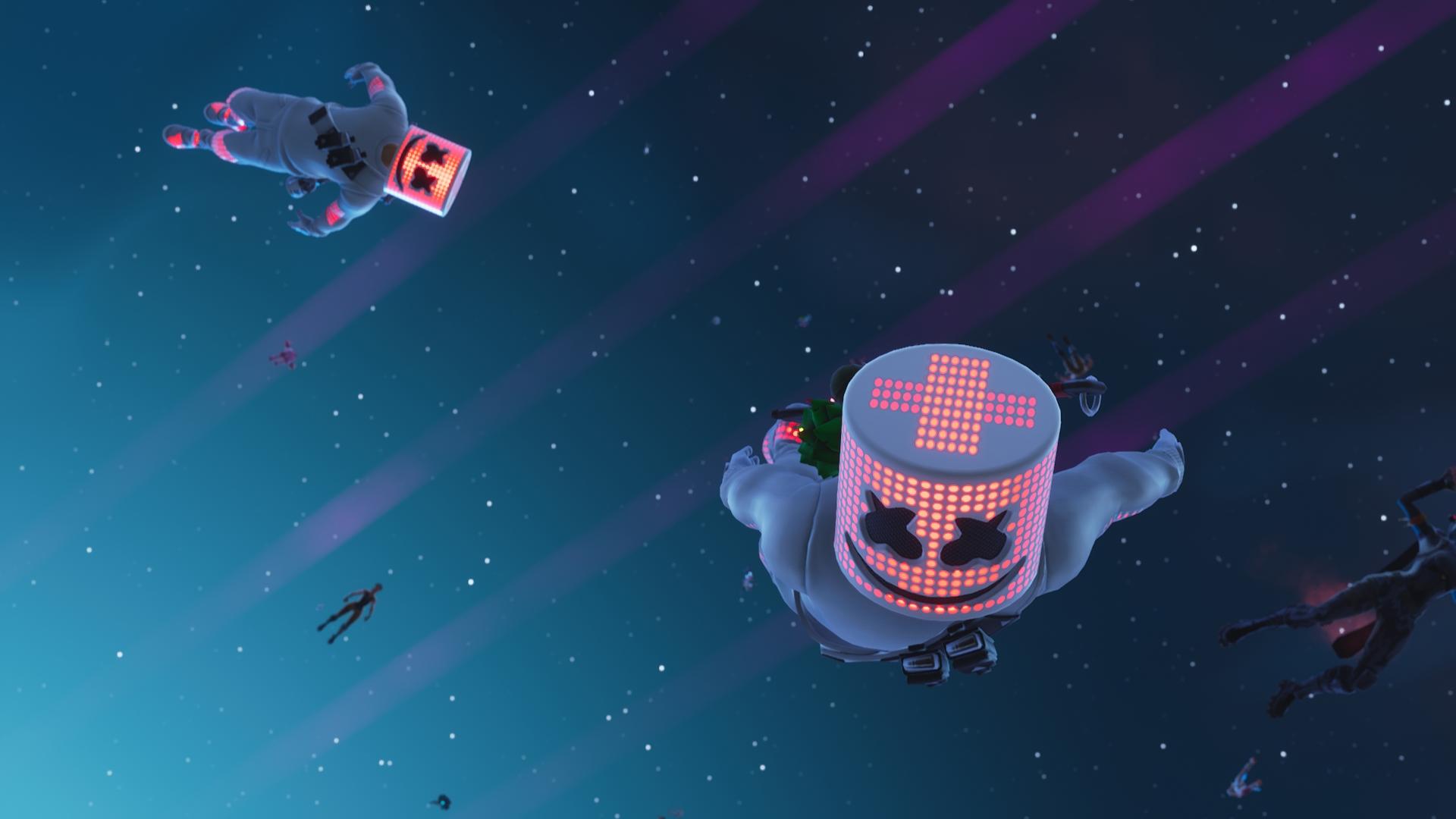 Marshmello Fortnite, HD Games, 4k Wallpapers, Images ...