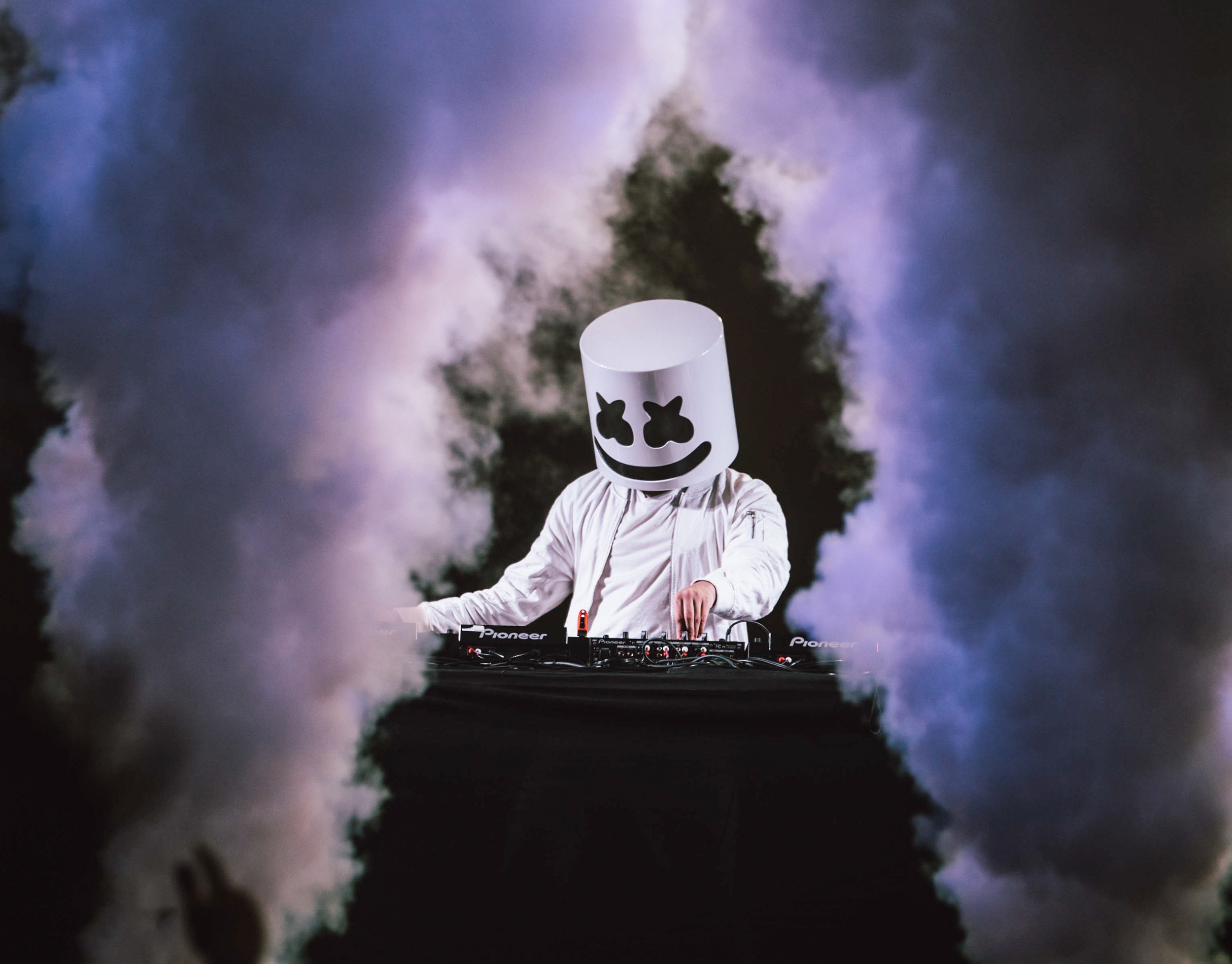 Marshmello Music Festival 2017 Hd Music 4k Wallpapers