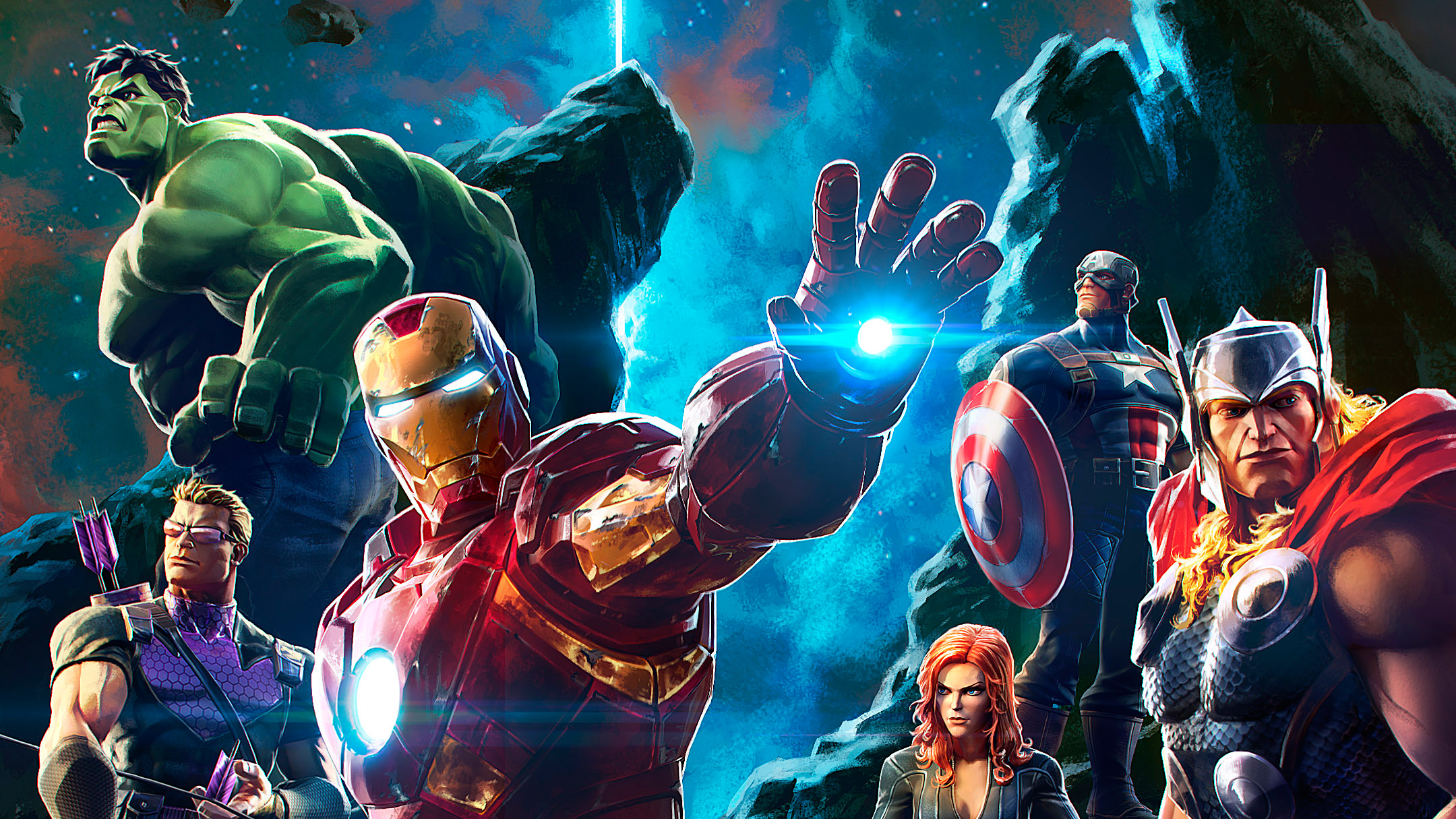Marvel Avengers Contest Of Champions, HD Games, 4k ...