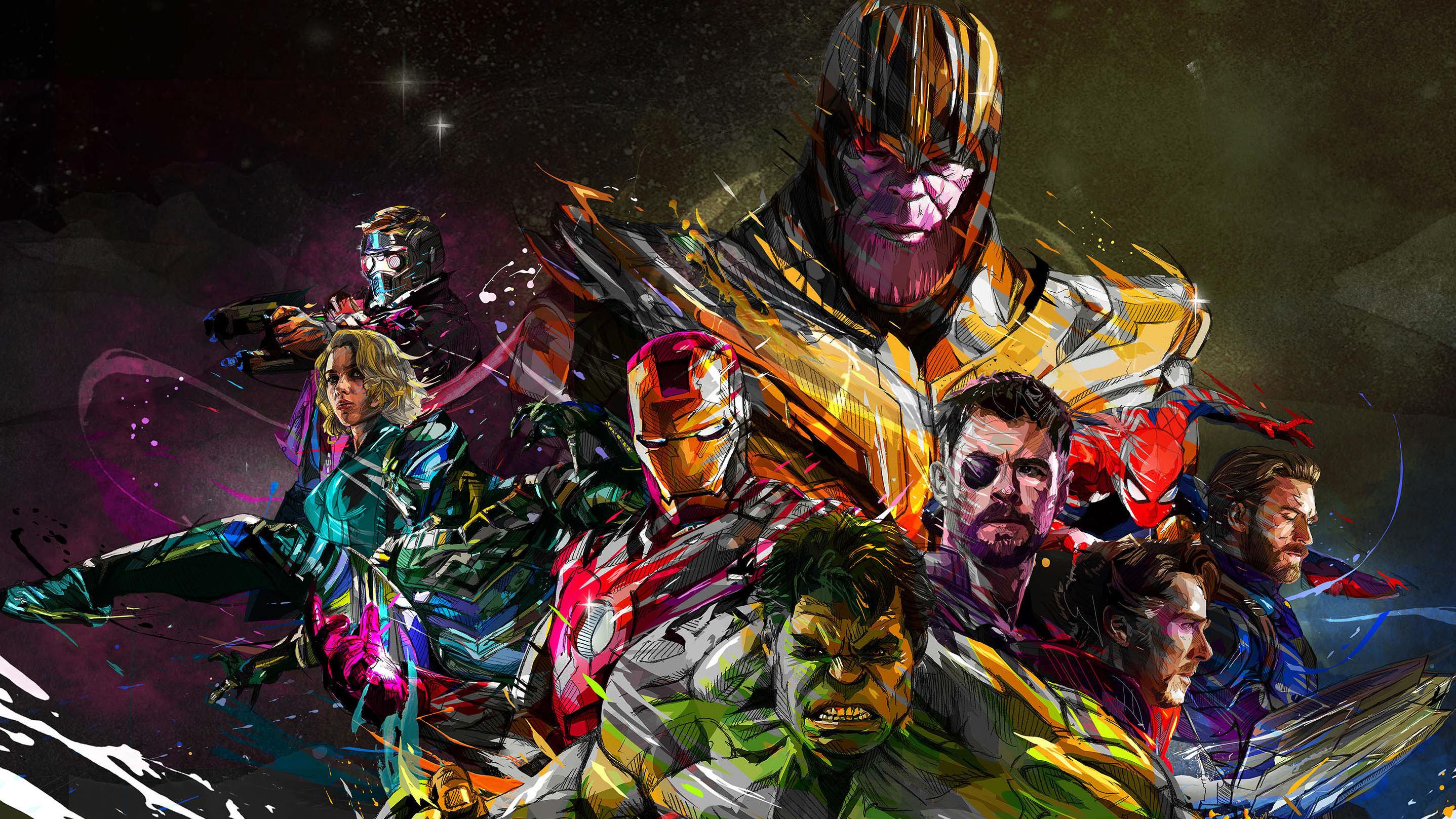 3840x2160 Marvel Avengers 4k HD 4k Wallpapers, Images ...