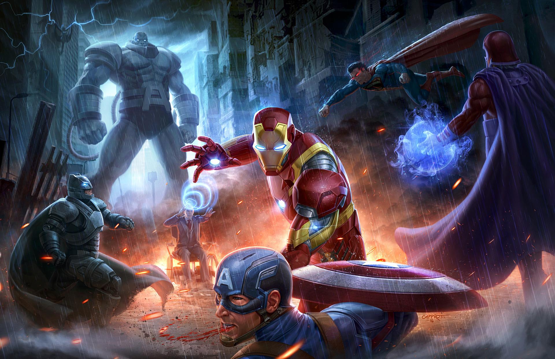 marvel avengers vs dc justice league  hd superheroes  4k wallpapers  images  backgrounds  photos
