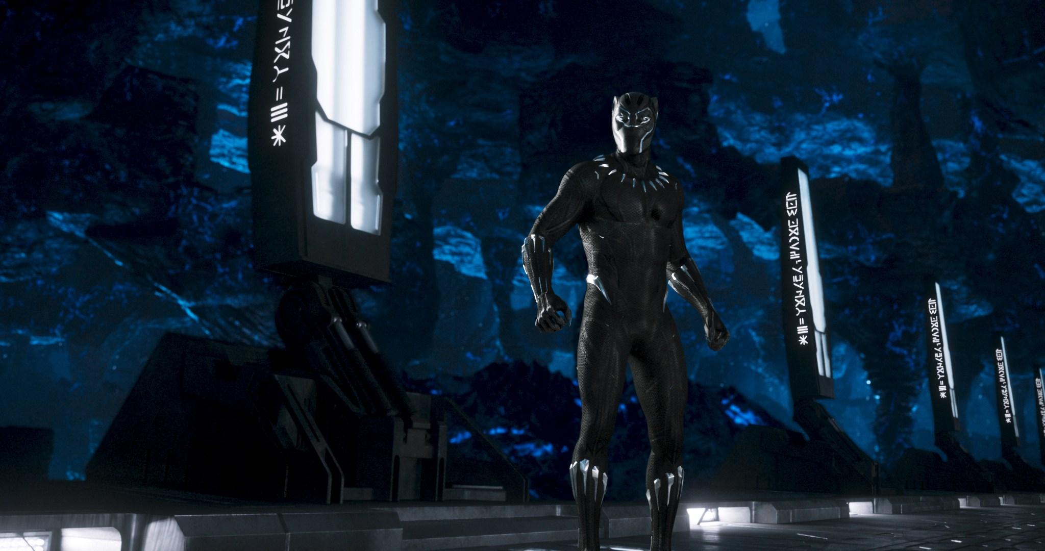 Black Panther 2018 Movie Still Full Hd Wallpaper: Marvel Black Panther Movie 2018, HD Movies, 4k Wallpapers