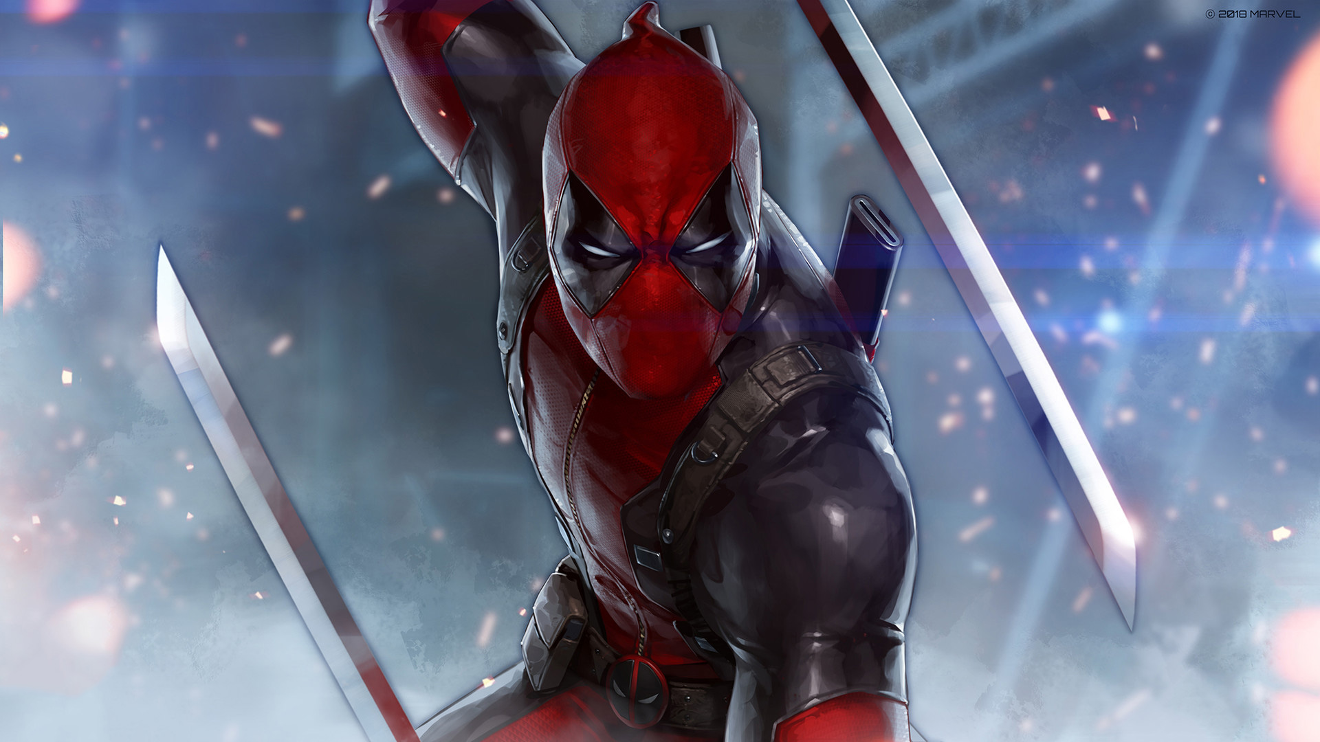 Marvel Future Fight Deadpool Hd Games 4k Wallpapers