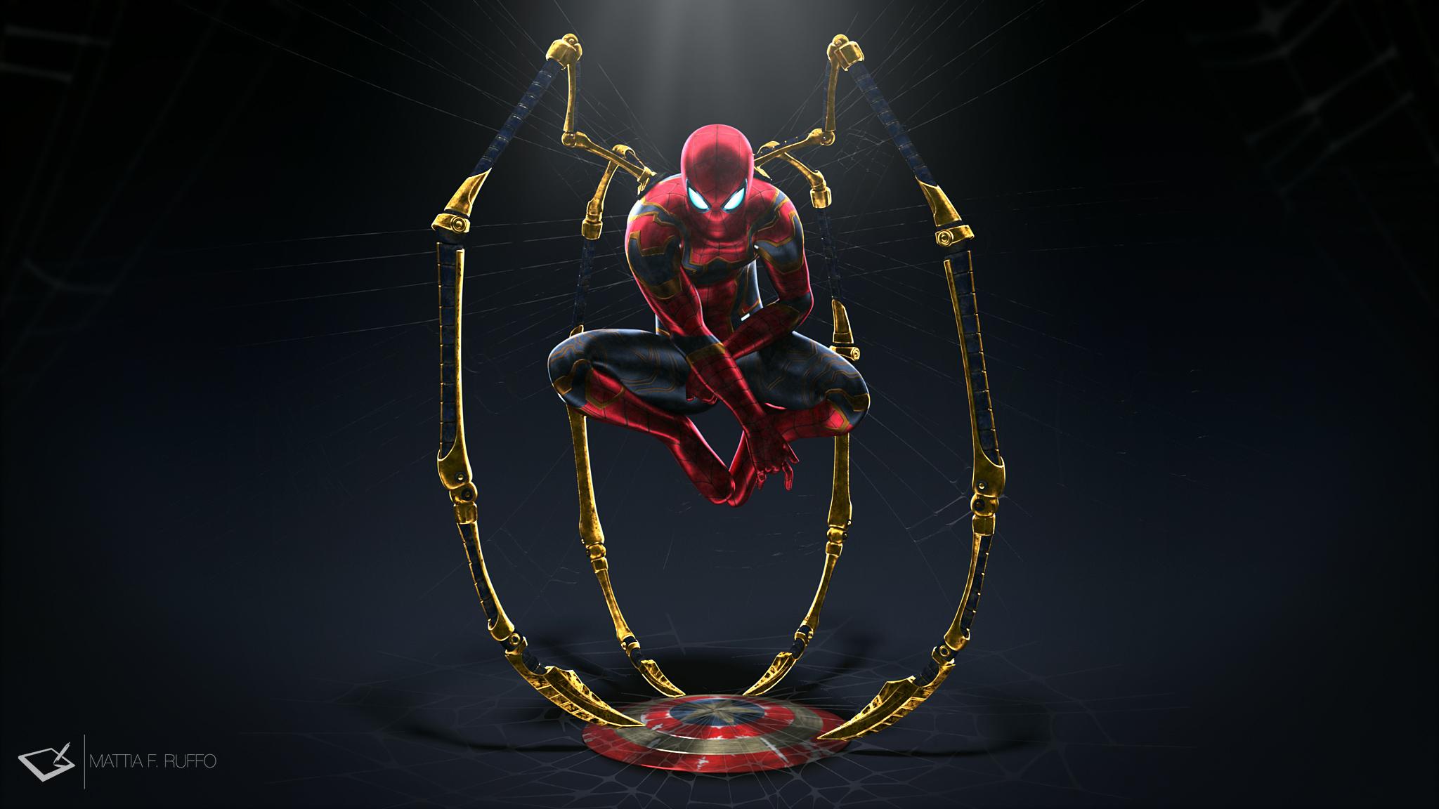 720x1280 Marvel Iron Spiderman Moto Gx Xperia Z1z3 Compact