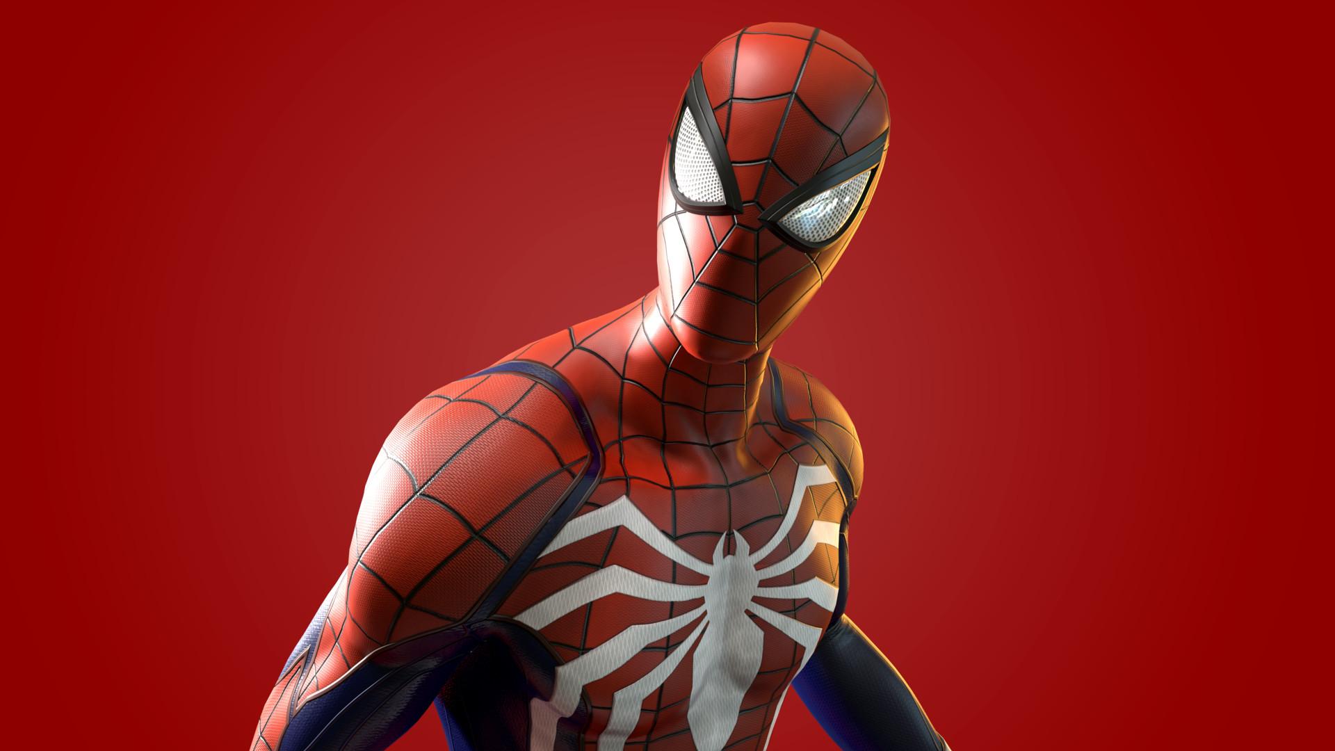 Marvel Spider Man Ps4 Fanart Hd Superheroes 4k Wallpapers Images