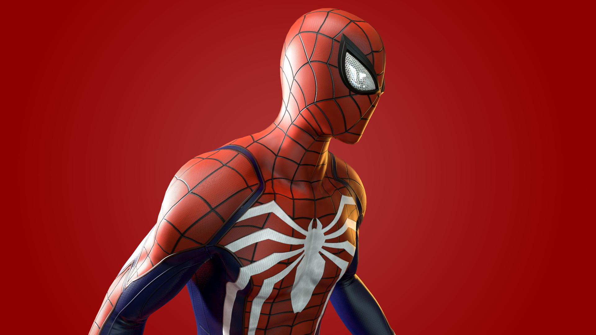 Marvel Spider Man Ps4 Fanartwork Hd Superheroes 4k Wallpapers