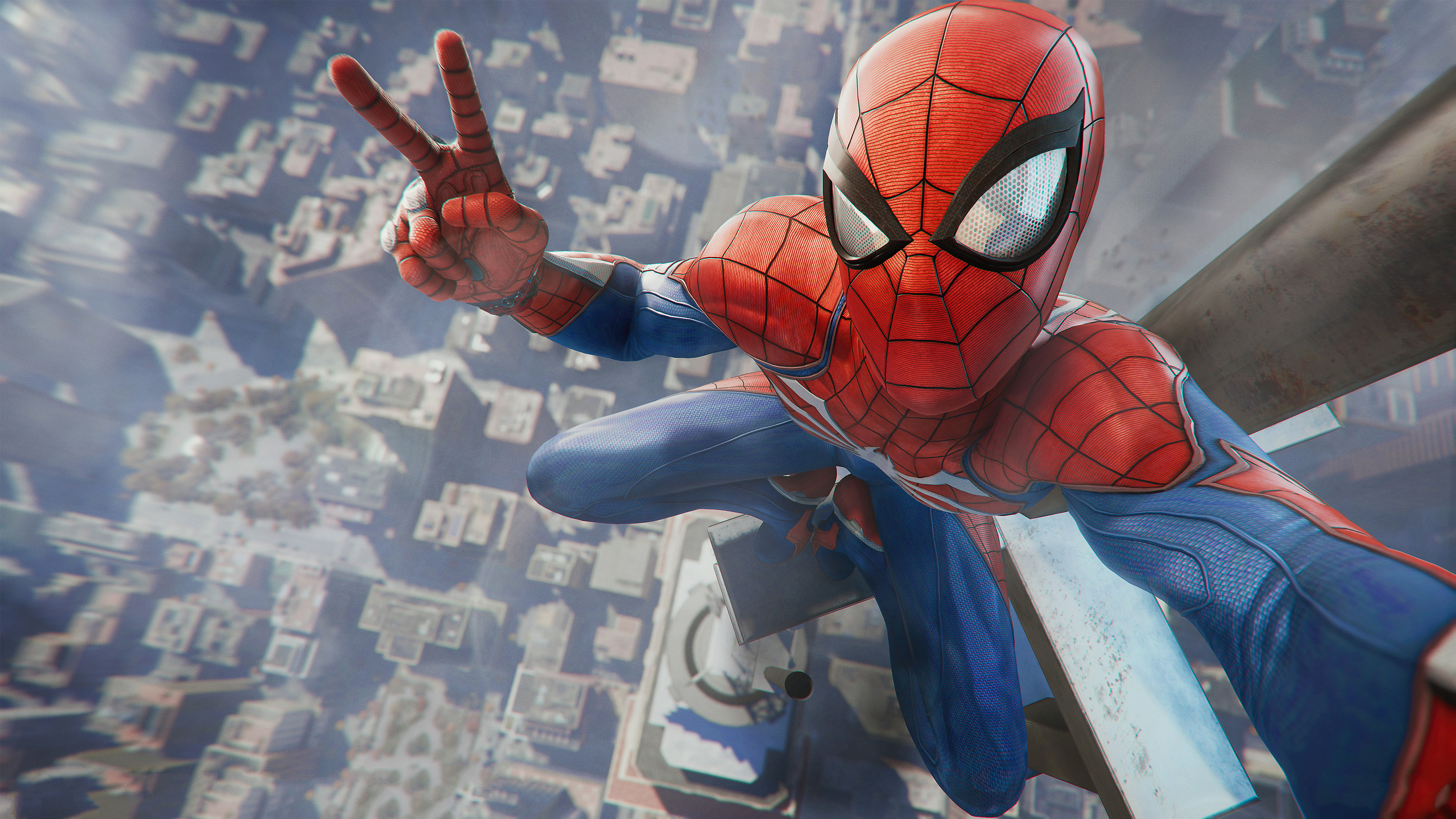 Marvel Spiderman Hd Games 4k Wallpapers Images