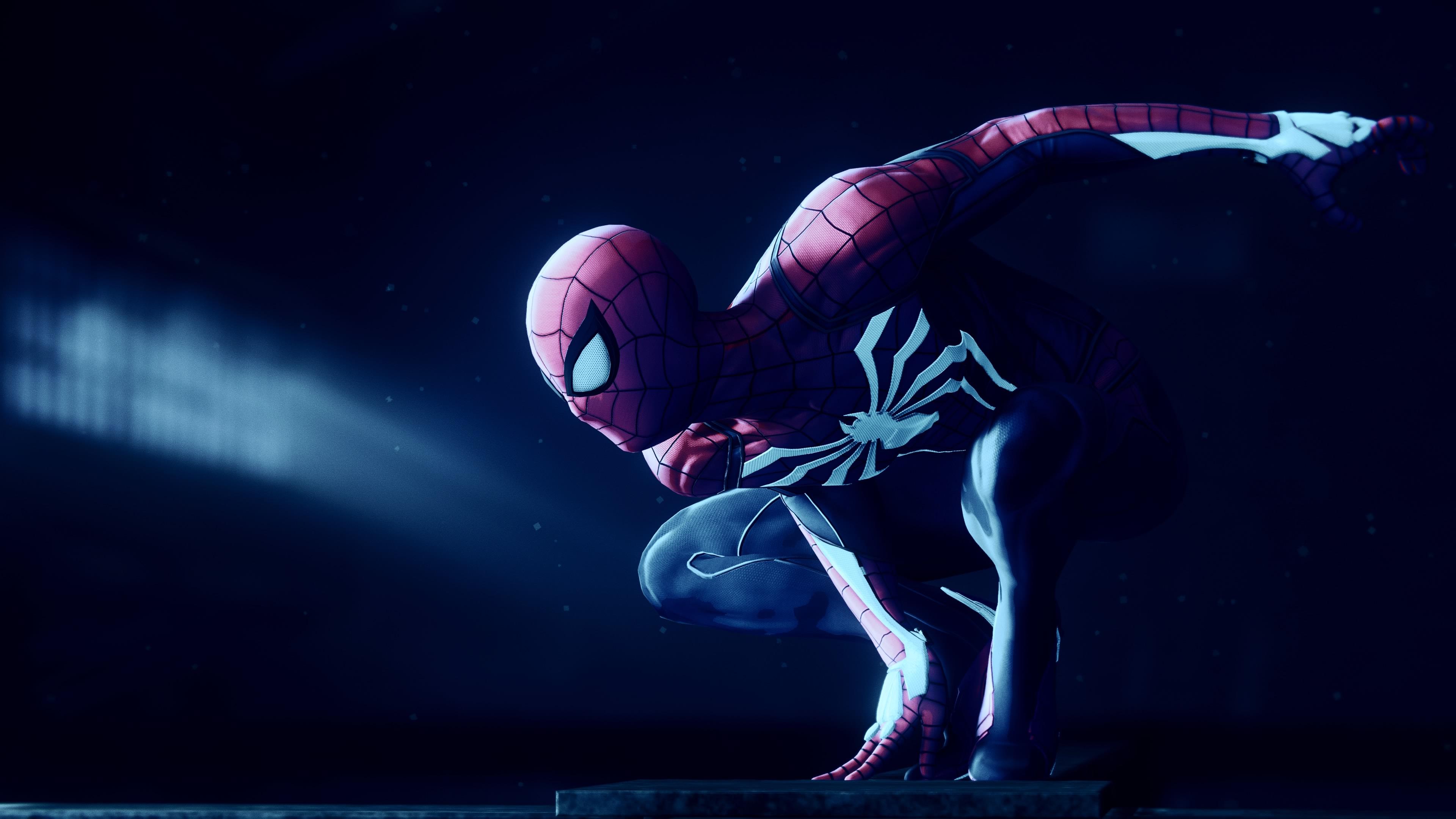 Marvel Spiderman Game 4k Hd Games 4k Wallpapers Images