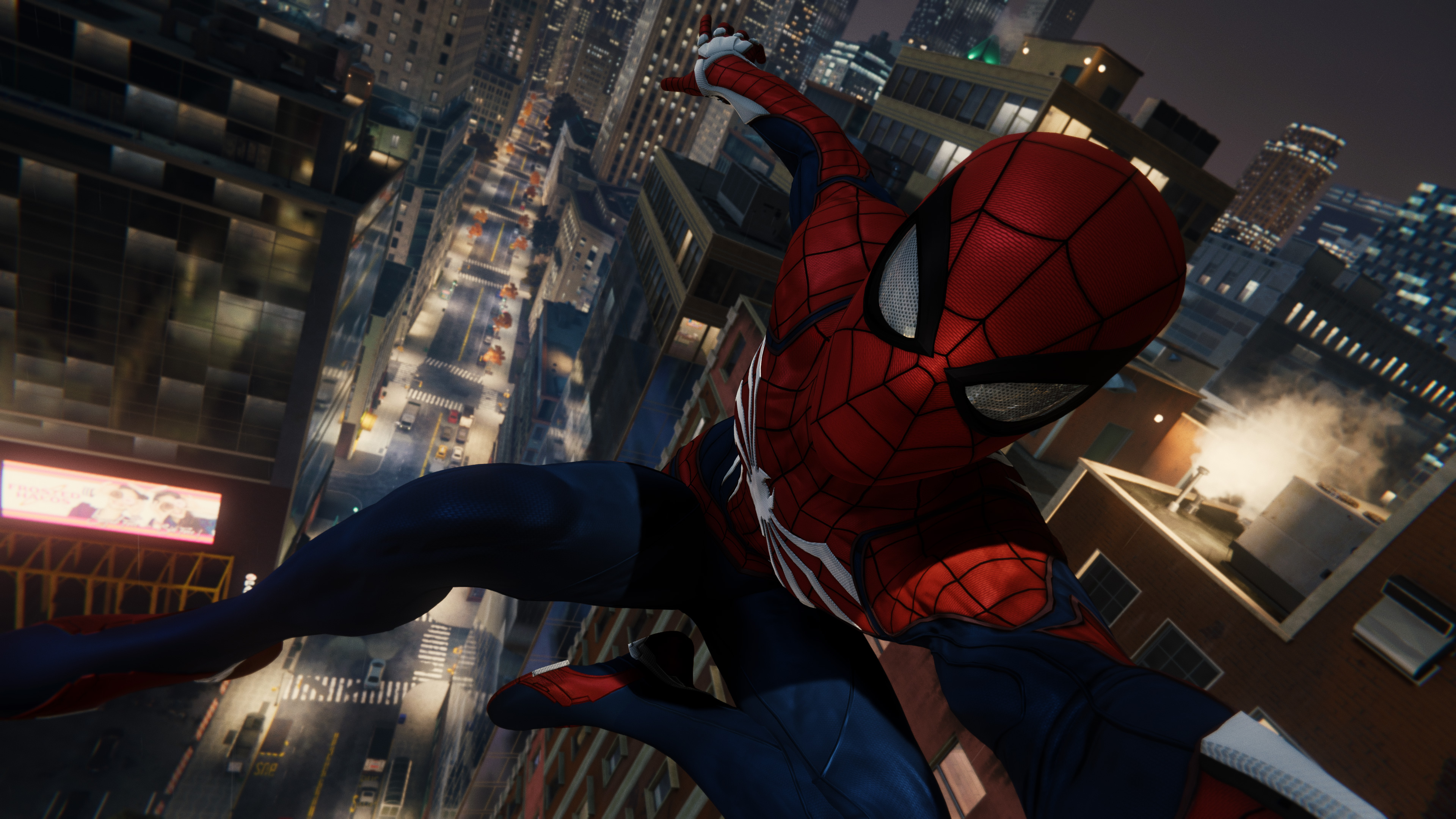 Marvel spiderman ps4 hd games 4k wallpapers images backgrounds photos and pictures - Marvel hd wallpapers 4k ...