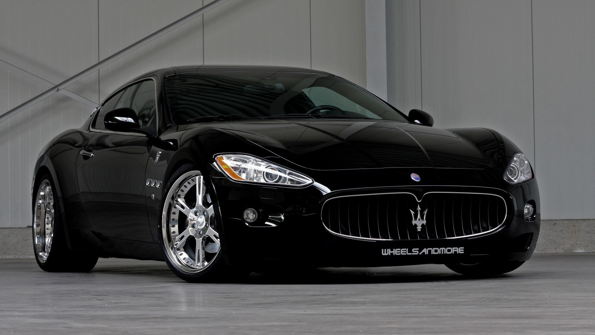 maserati black shining, hd cars, 4k wallpapers, images, backgrounds