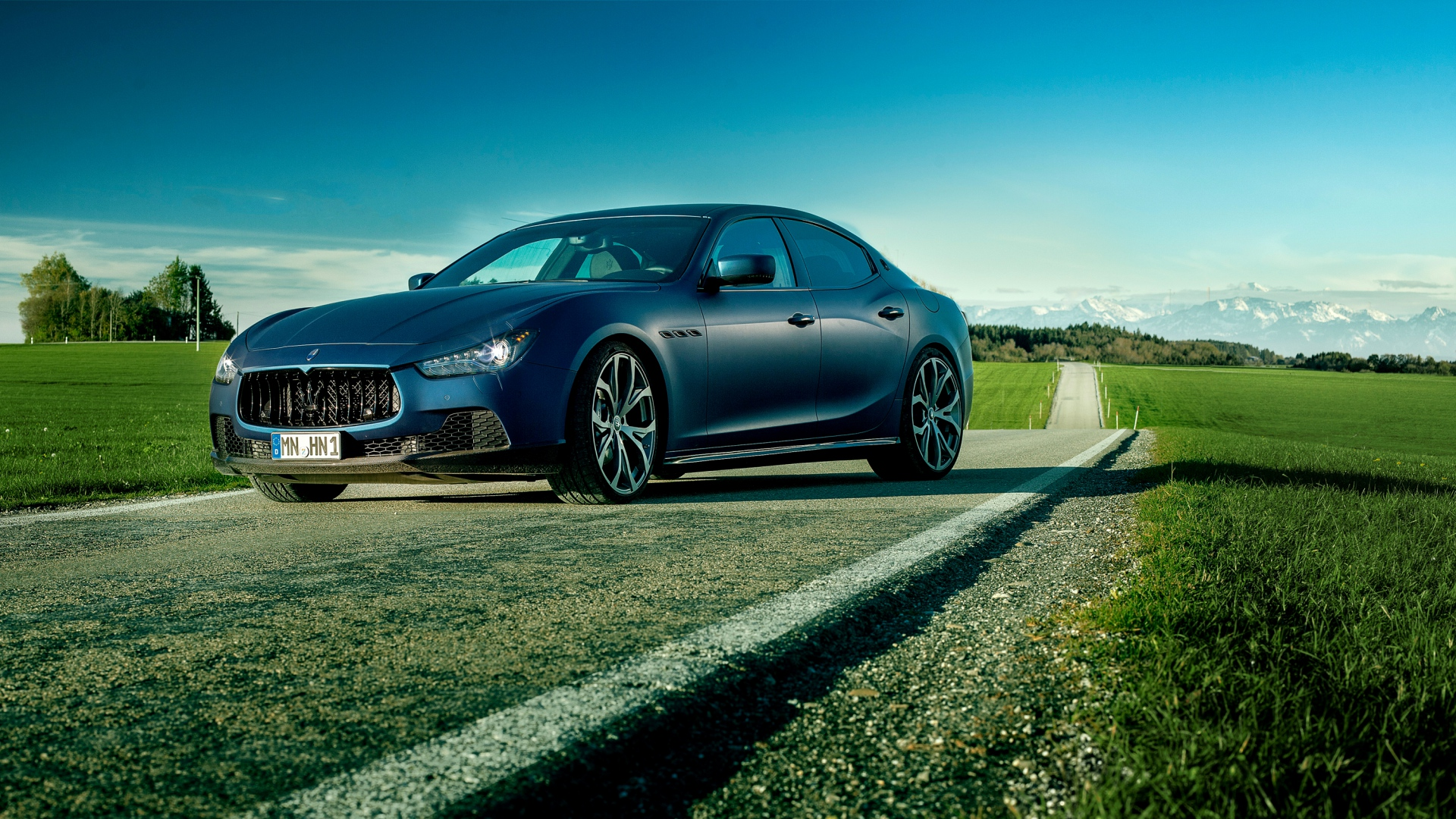 Maserati Ghibli, HD Cars, 4k Wallpapers, Images