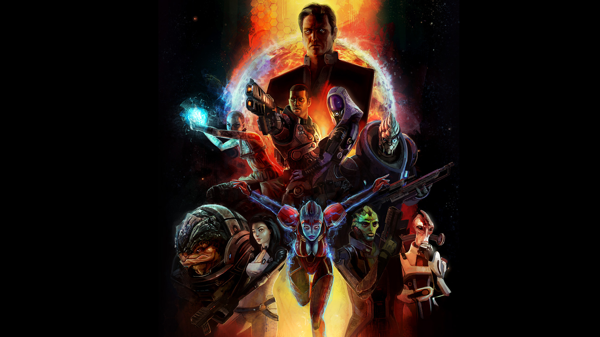 Mass Effect 2 Hd Hd Games 4k Wallpapers Images