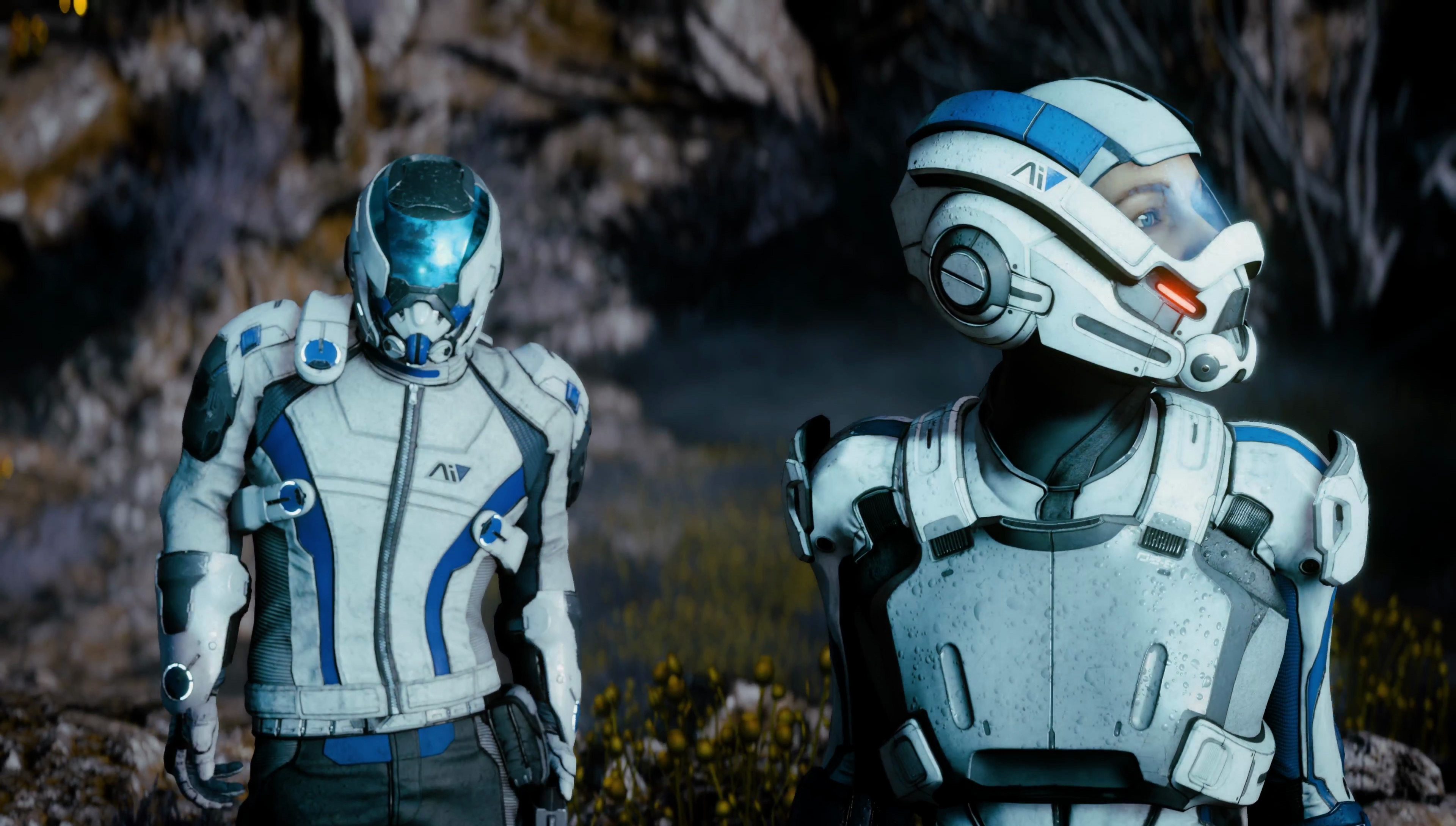 Mass Effect Andromeda Full Hd 3d Wallpapers: Mass Effect Andromeda 4k Gameplay, HD Games, 4k Wallpapers