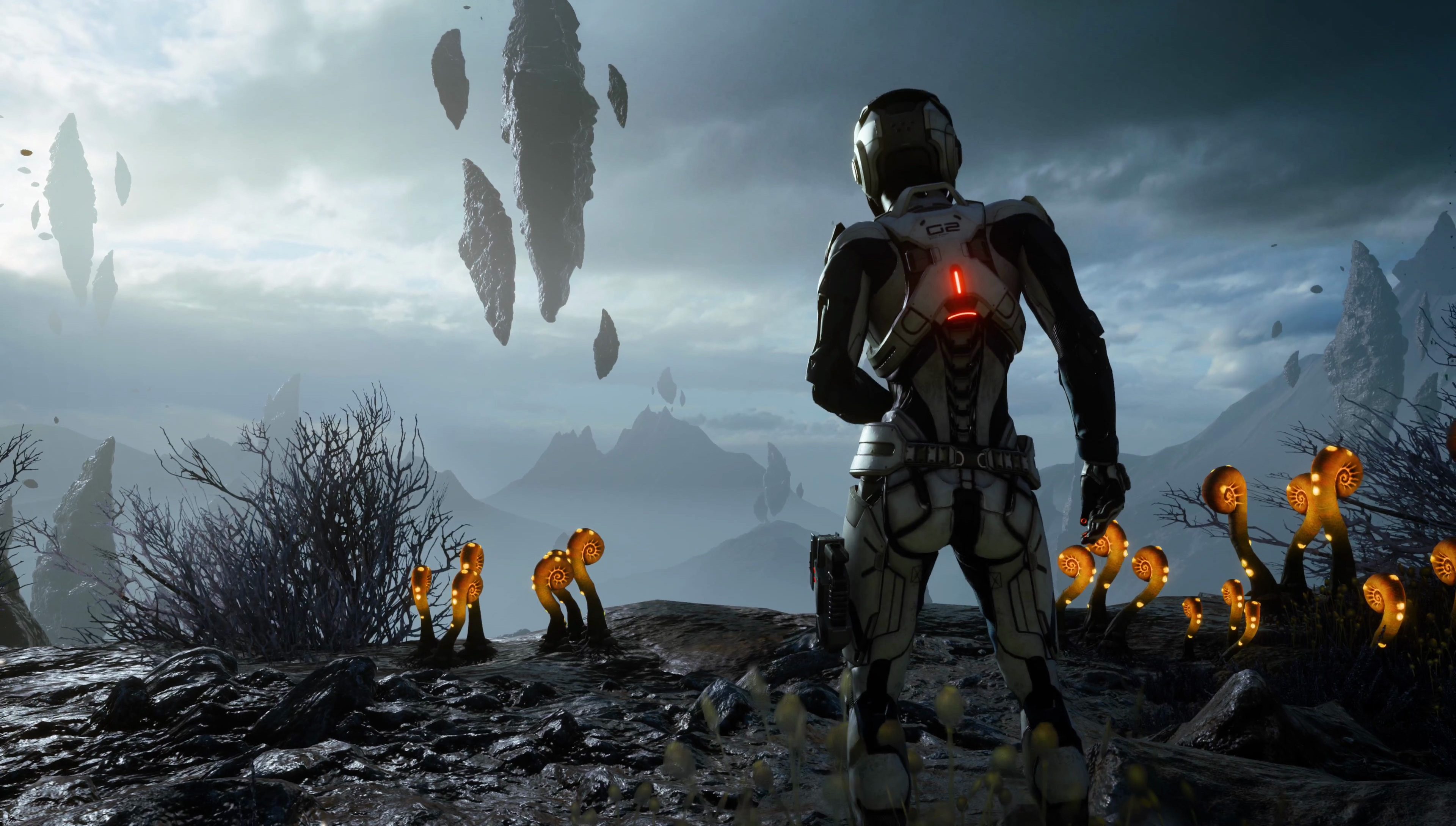 Mass Effect Andromeda Full Hd 3d Wallpapers: Mass Effect Andromeda HD Game, HD Games, 4k Wallpapers