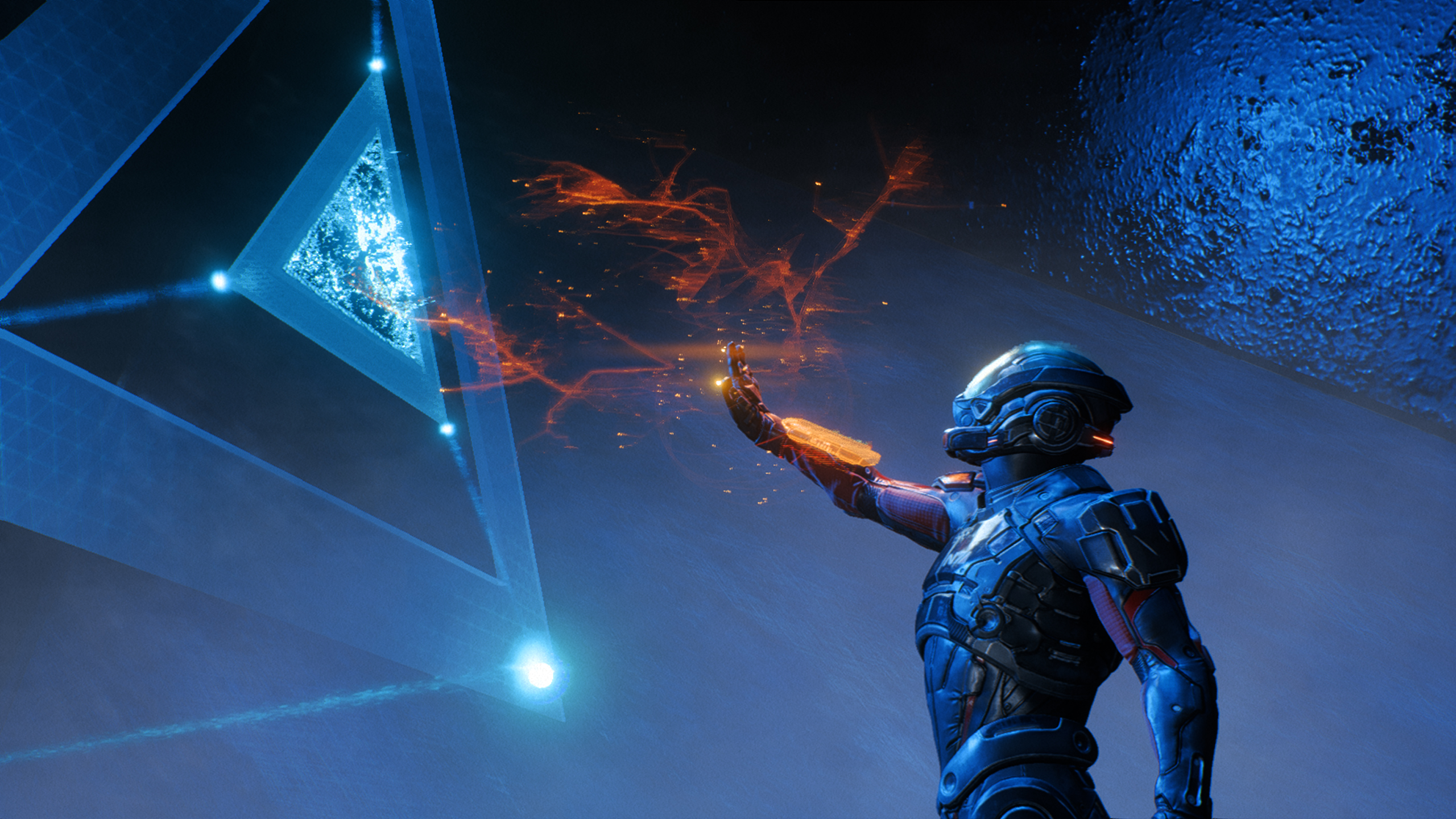 Mass Effect Andromeda Full Hd 3d Wallpapers: Mass Effect Andromeda PC Game 2017, HD Games, 4k