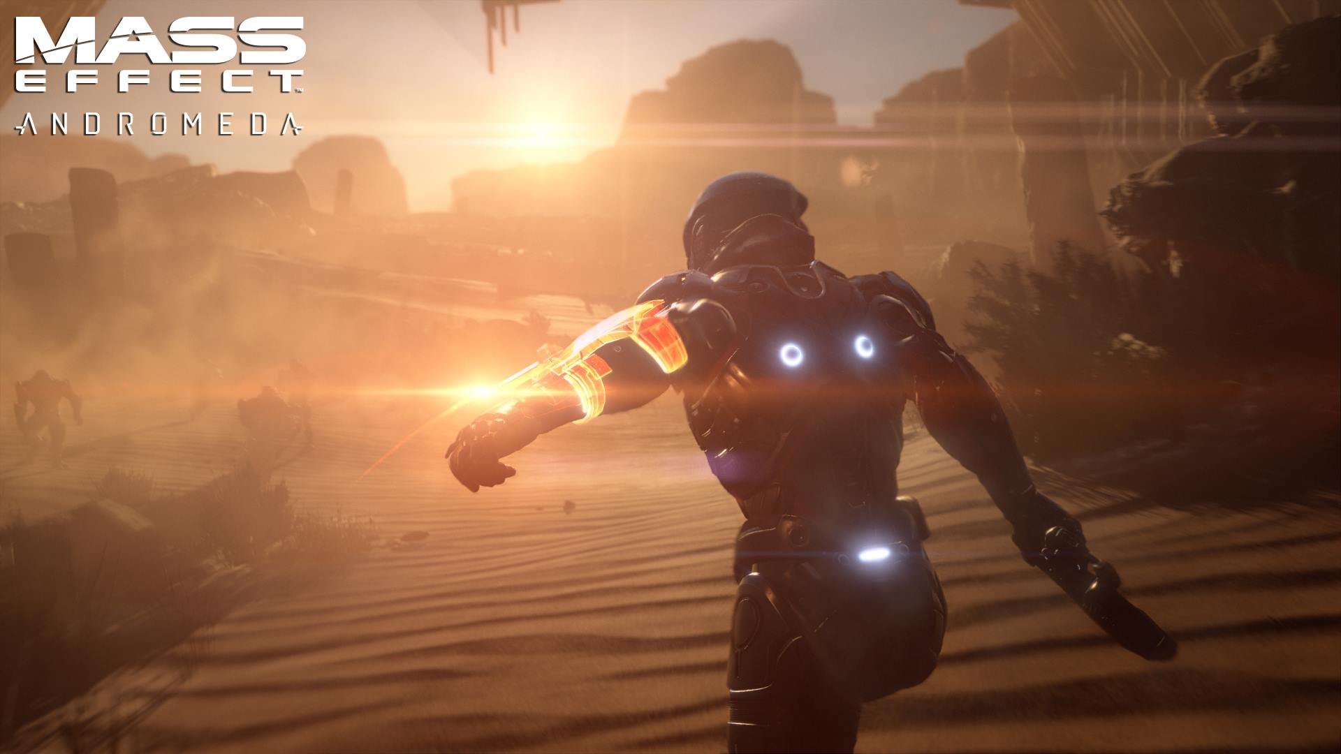 Mass Effect Andromeda Full Hd 3d Wallpapers: Mass Effect Andromeda, HD Games, 4k Wallpapers, Images