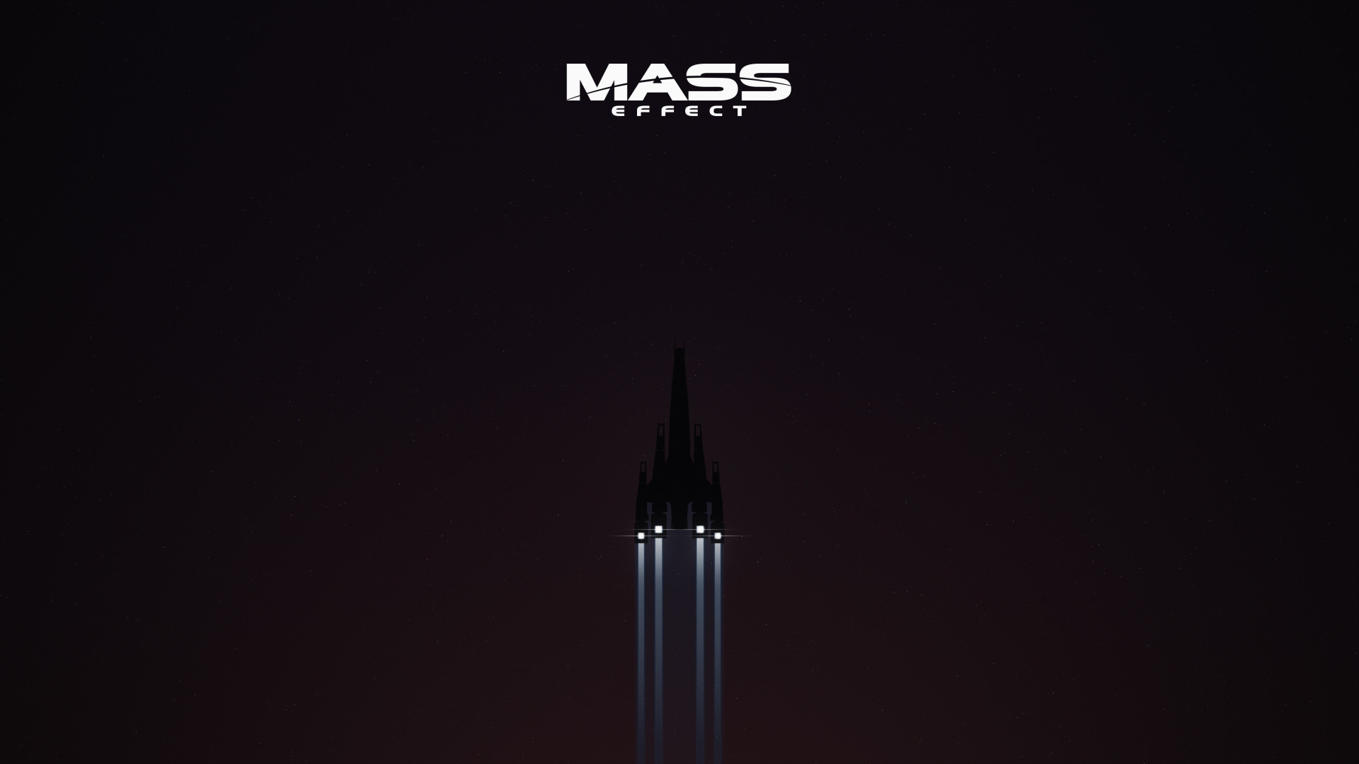 Mass Effect Minimalism, HD Games, 4k Wallpapers, Images ...
