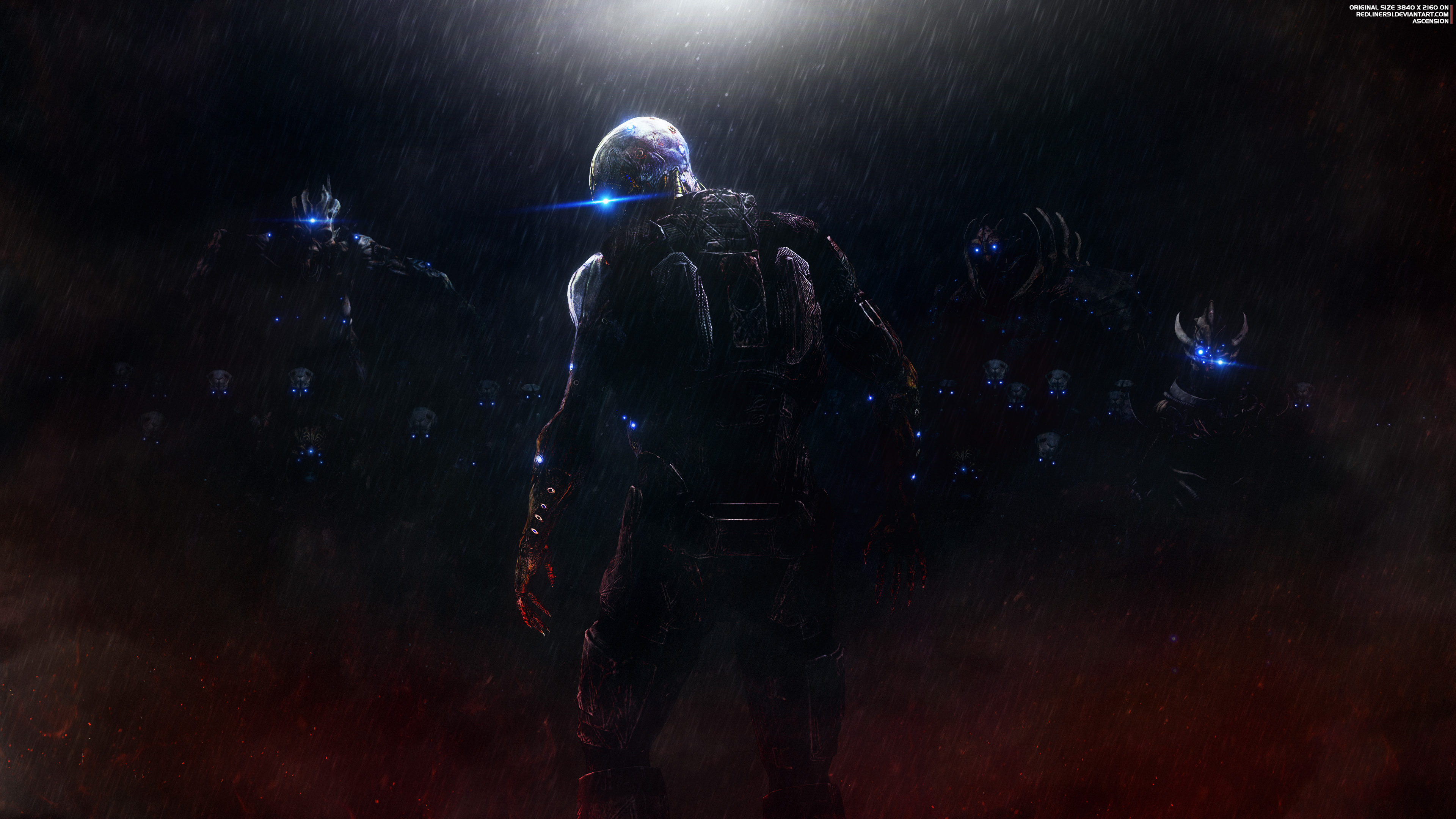 Mass Effect Trilogy 4K, HD Games, 4k Wallpapers, Images ...