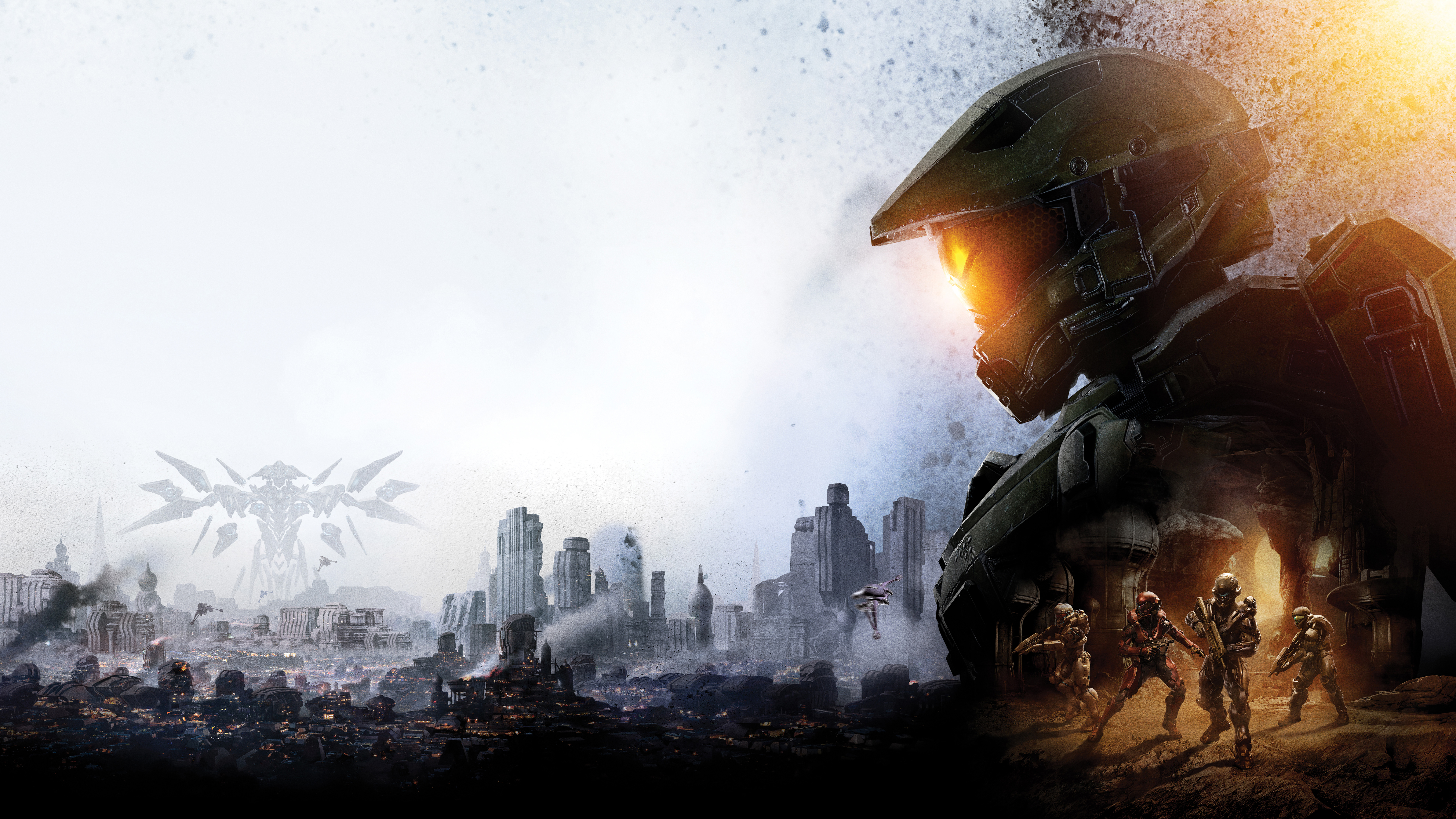 Master Chief Halo 5 8k, HD Games, 4k Wallpapers, Images ...