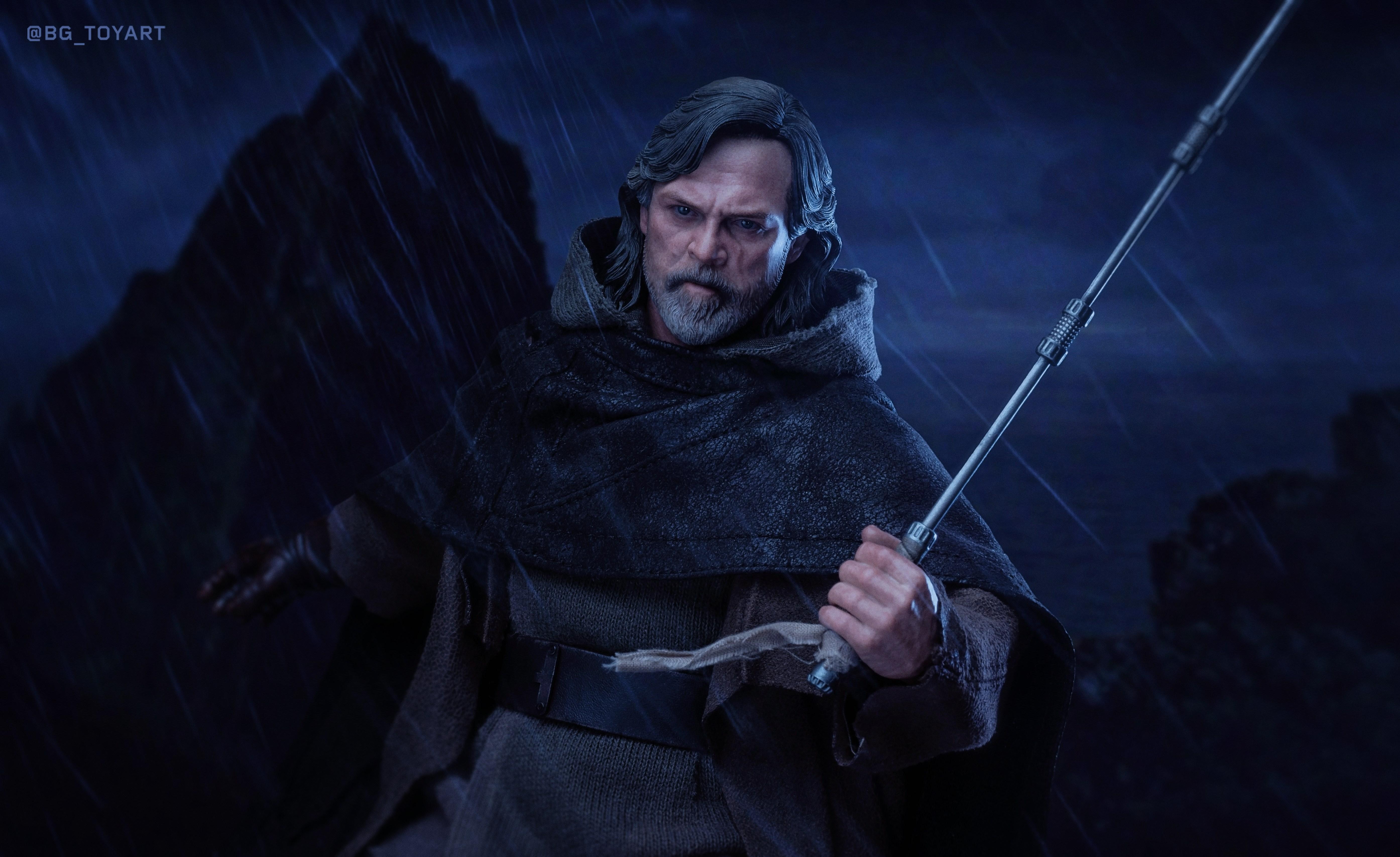Master Luke Skywalker 5k Hd Movies 4k Wallpapers Images