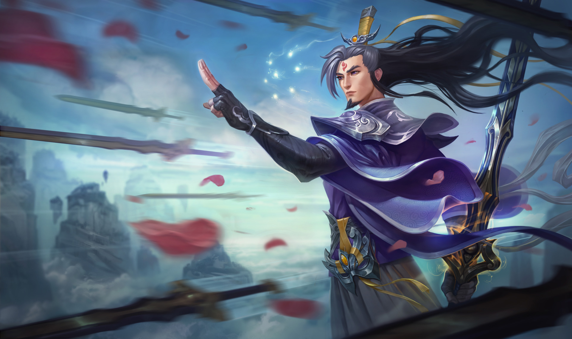 Master Yi League Of Legends