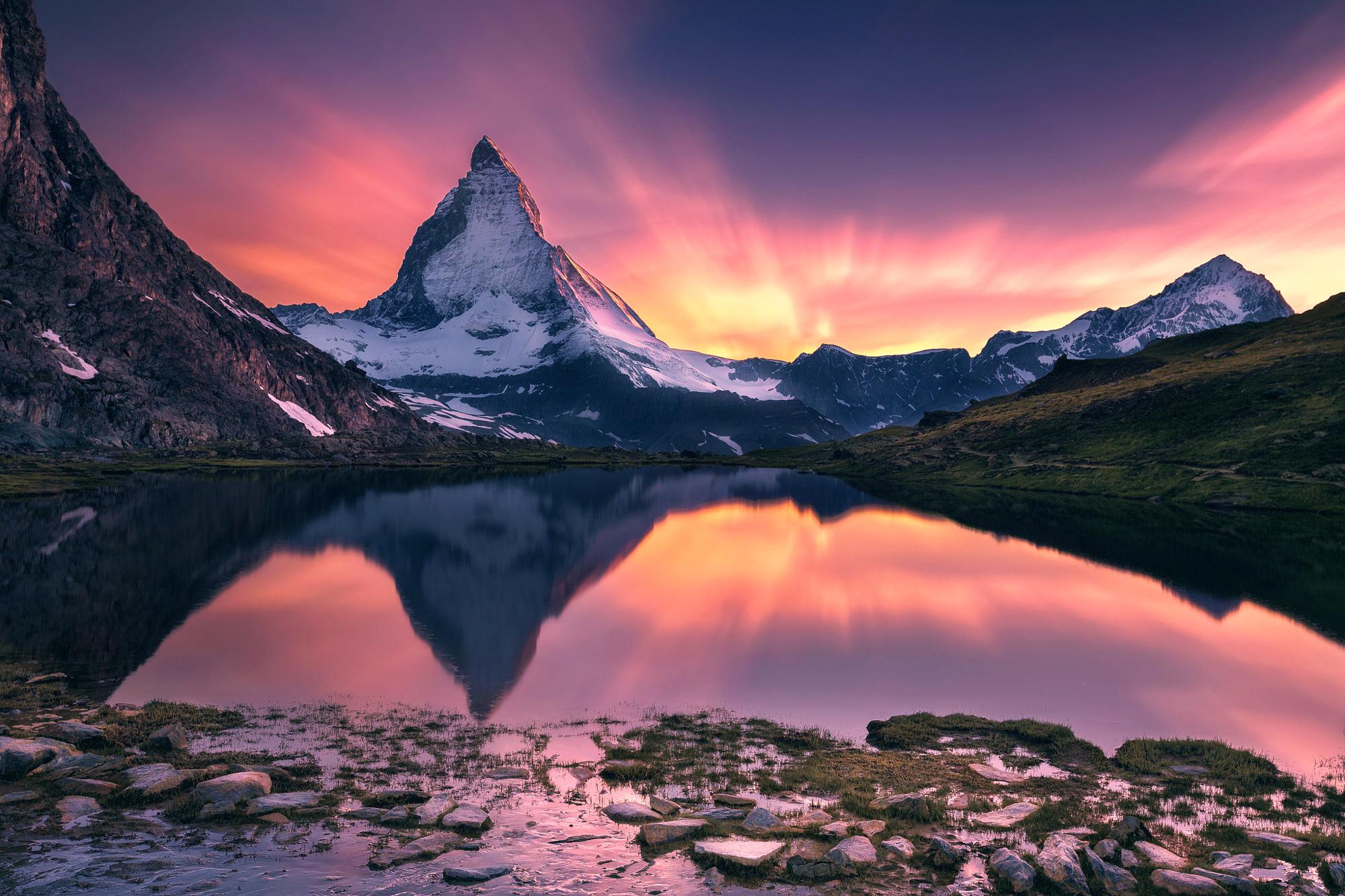 Beautiful Wallpaper Mountain Nokia - matterhorn-mountains-ap  Image_175046.jpg