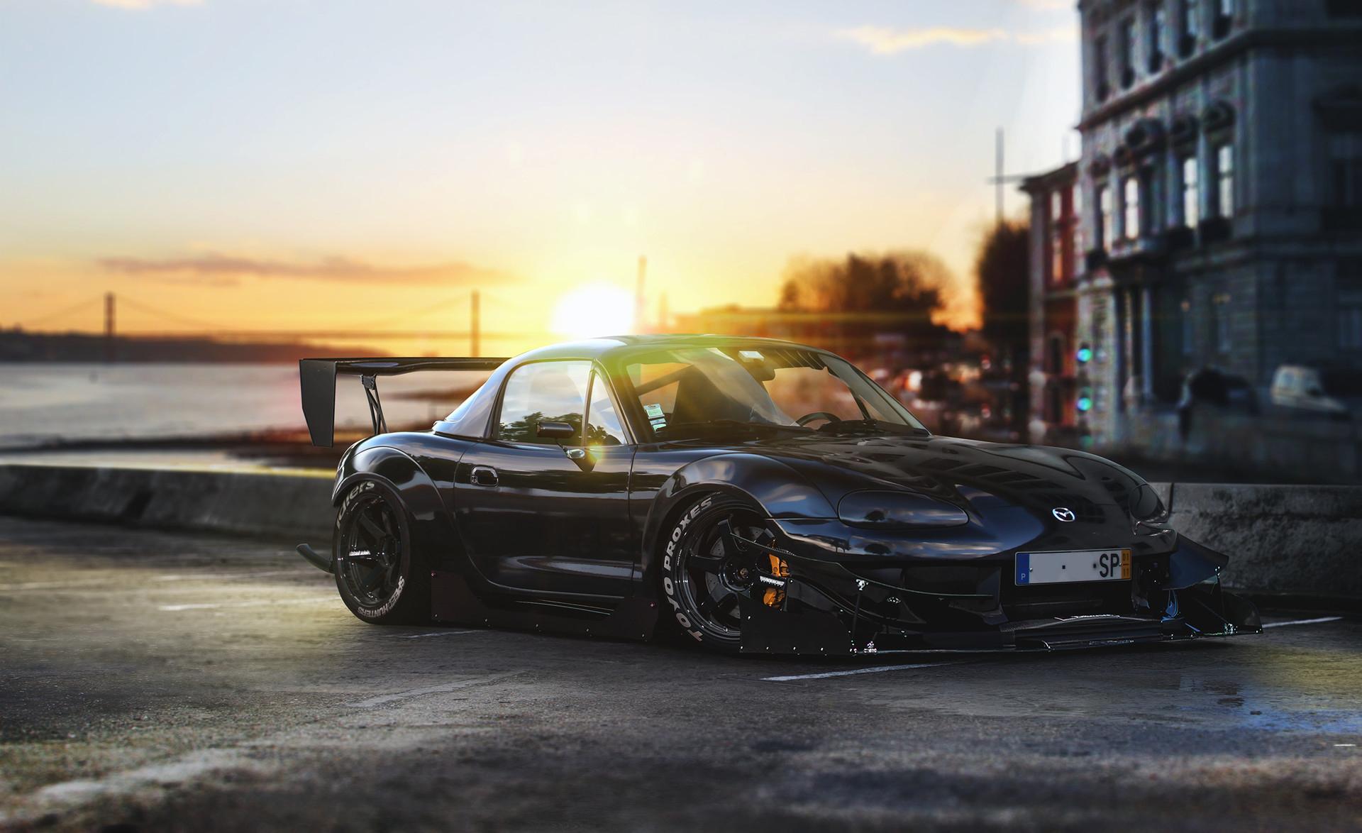 Car Wash For Mazda