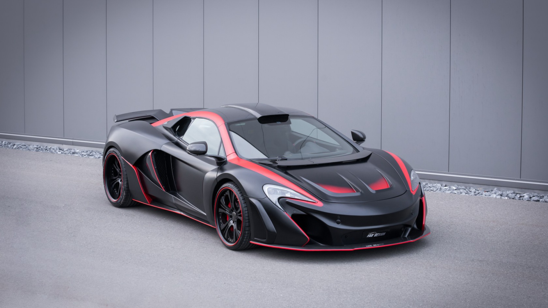 Mclaren 650S Latest Red