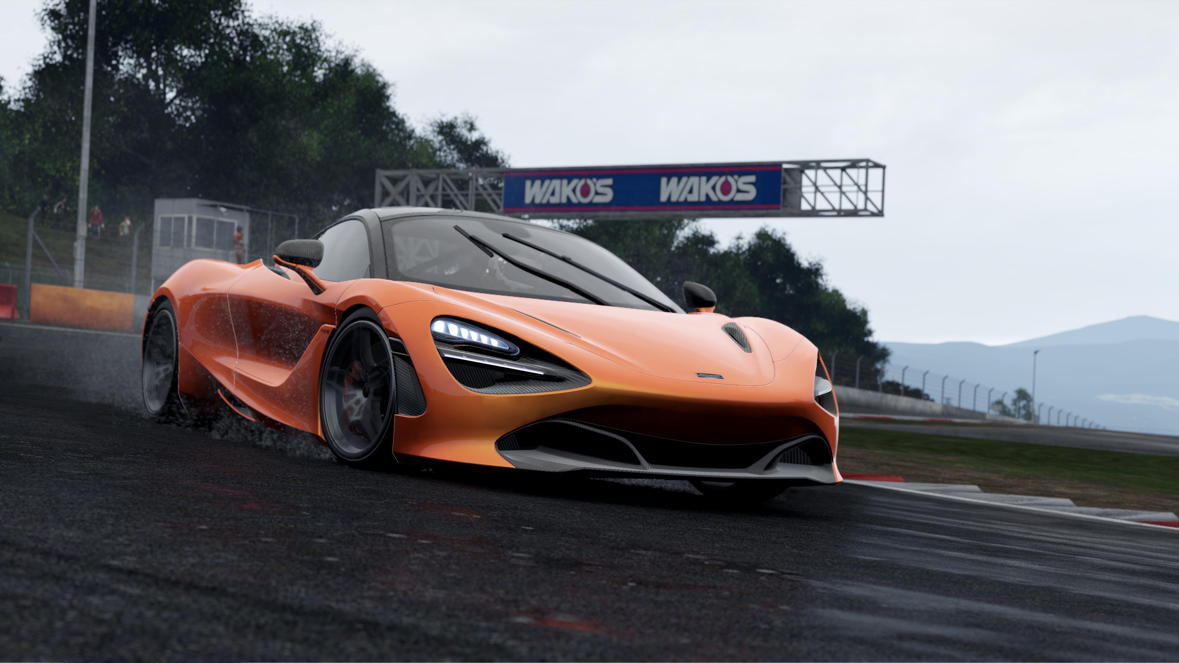2560x1080 mclaren 720s project cars 2 2560x1080 resolution - Project cars 4k wallpaper ...