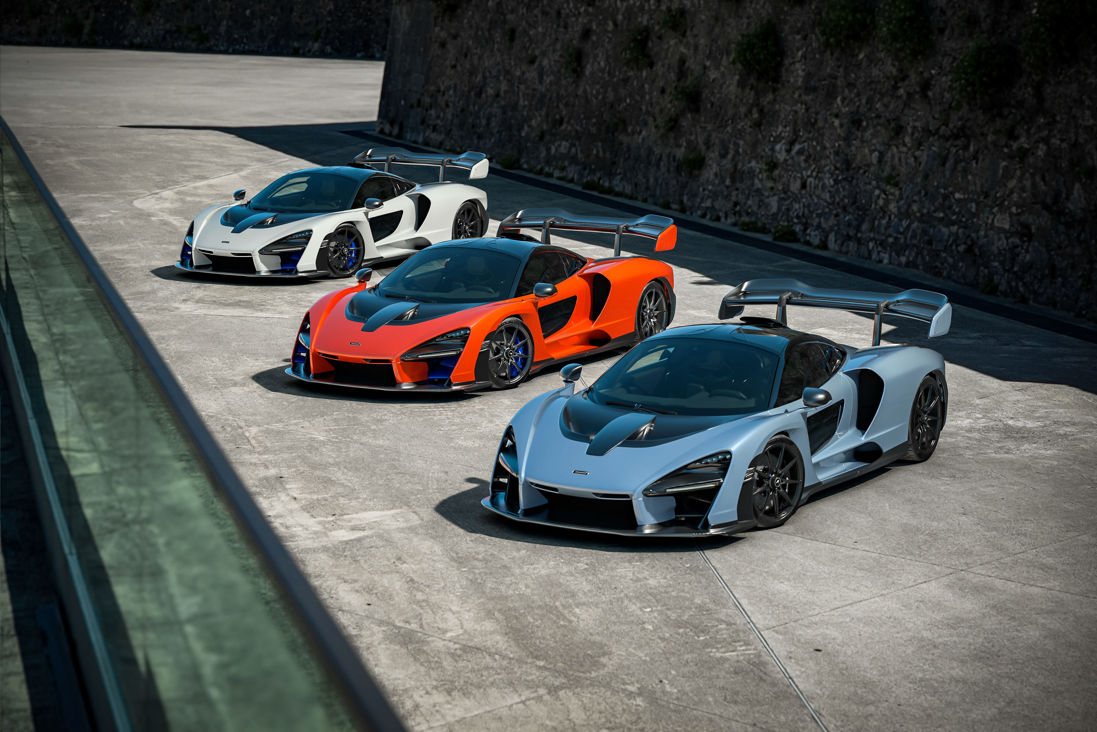 Wallpaper Mclaren Senna P15 2019 4k Automotive Cars: Mclaren Senna New 2019, HD Cars, 4k Wallpapers, Images