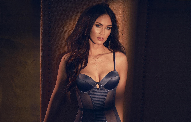 megan fox fredericks lingerie photoshoot, hd celebrities, 4k