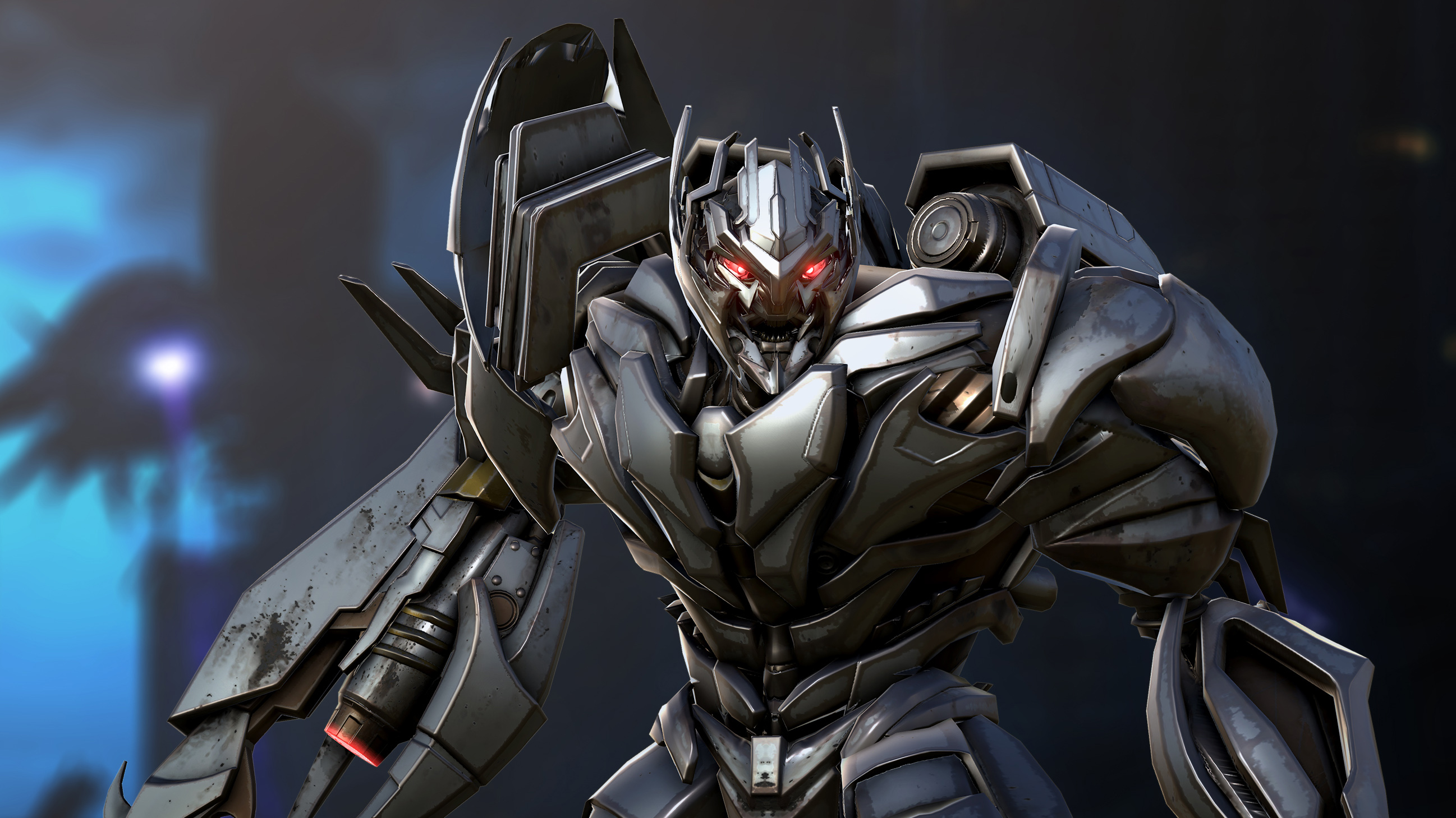 Megatron Transformers Forged To Fight Hd Superheroes 4k