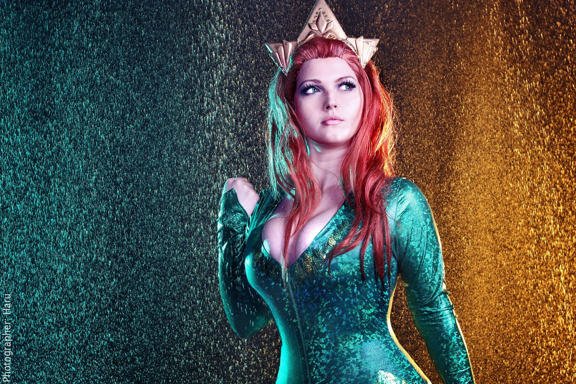 Mera Cosplay Aquaman Hd Movies 4k Wallpapers Images Backgrounds