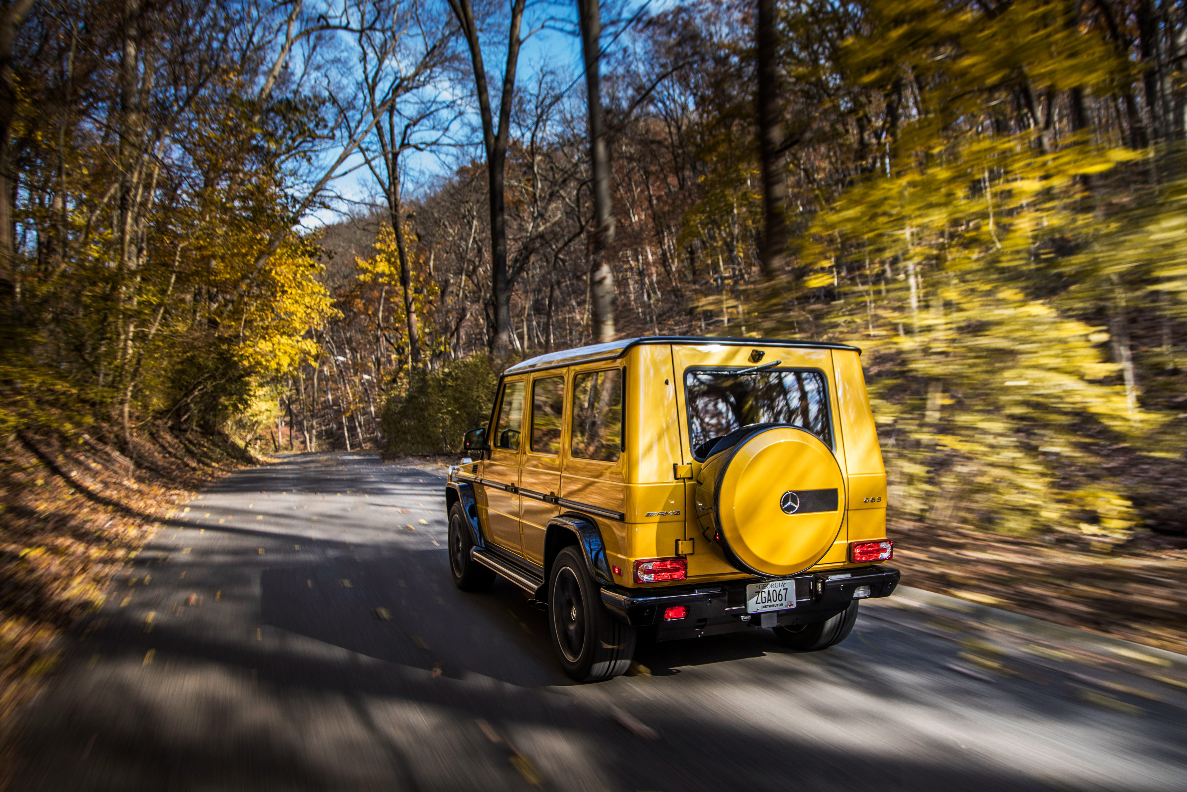 Mercedes AMG G63 Rear, HD Cars, 4k Wallpapers, Images ...