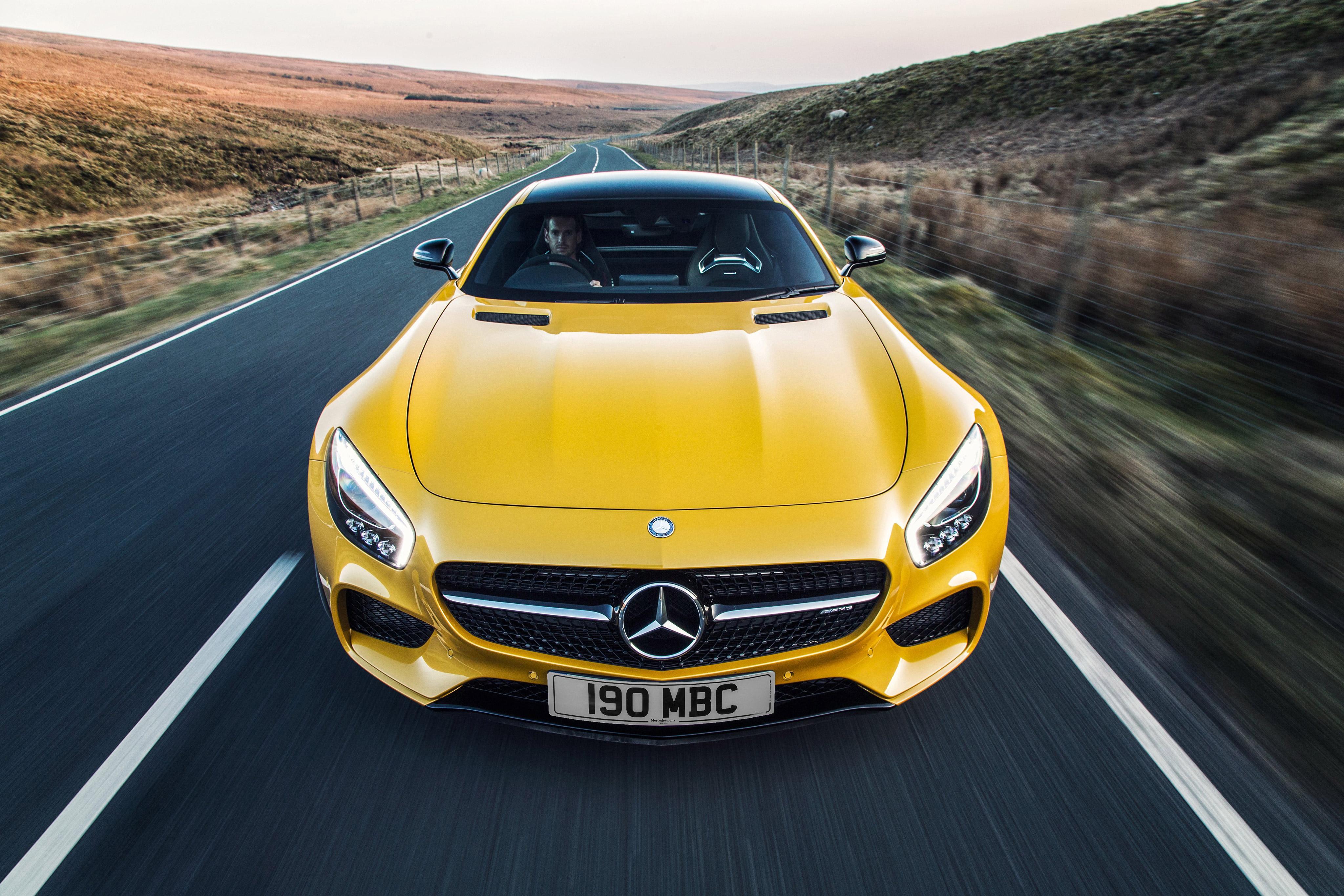Mercedes Amg Gt Wallpaper: Mercedes Amg GT 2017, HD Cars, 4k Wallpapers, Images