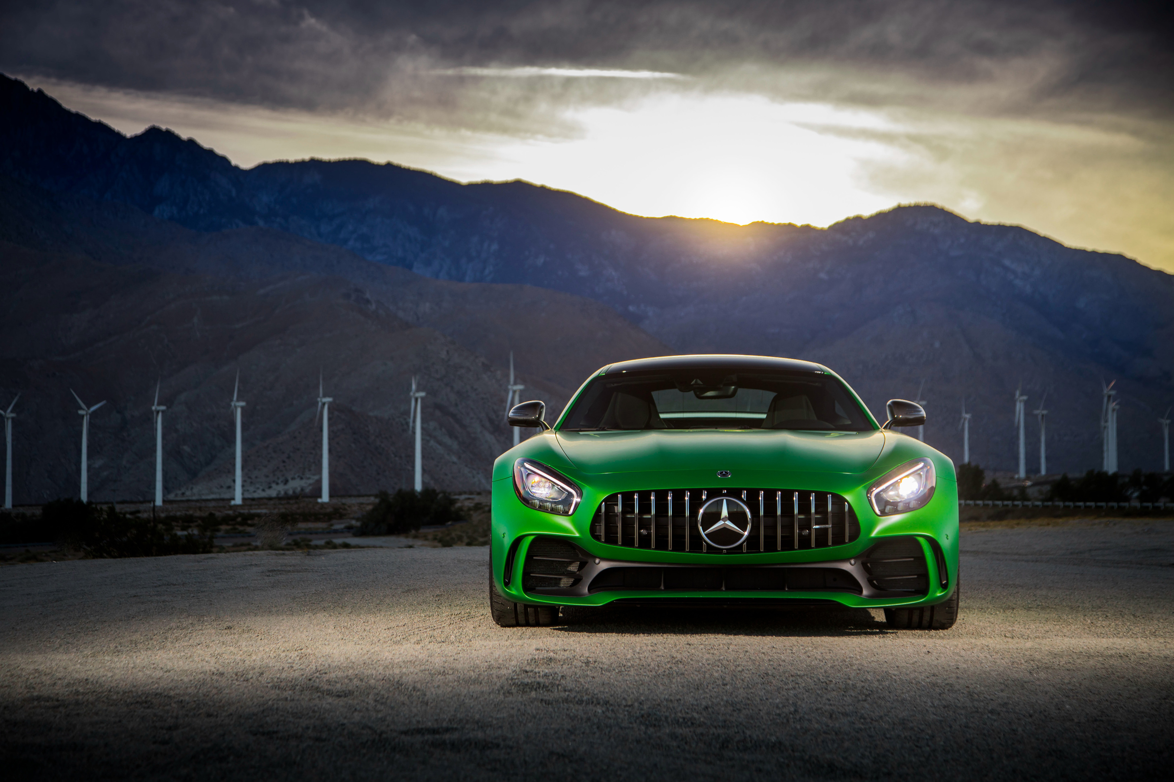 2560x1440 Mercedes AMG GT R 2018 1440P Resolution HD 4k ...