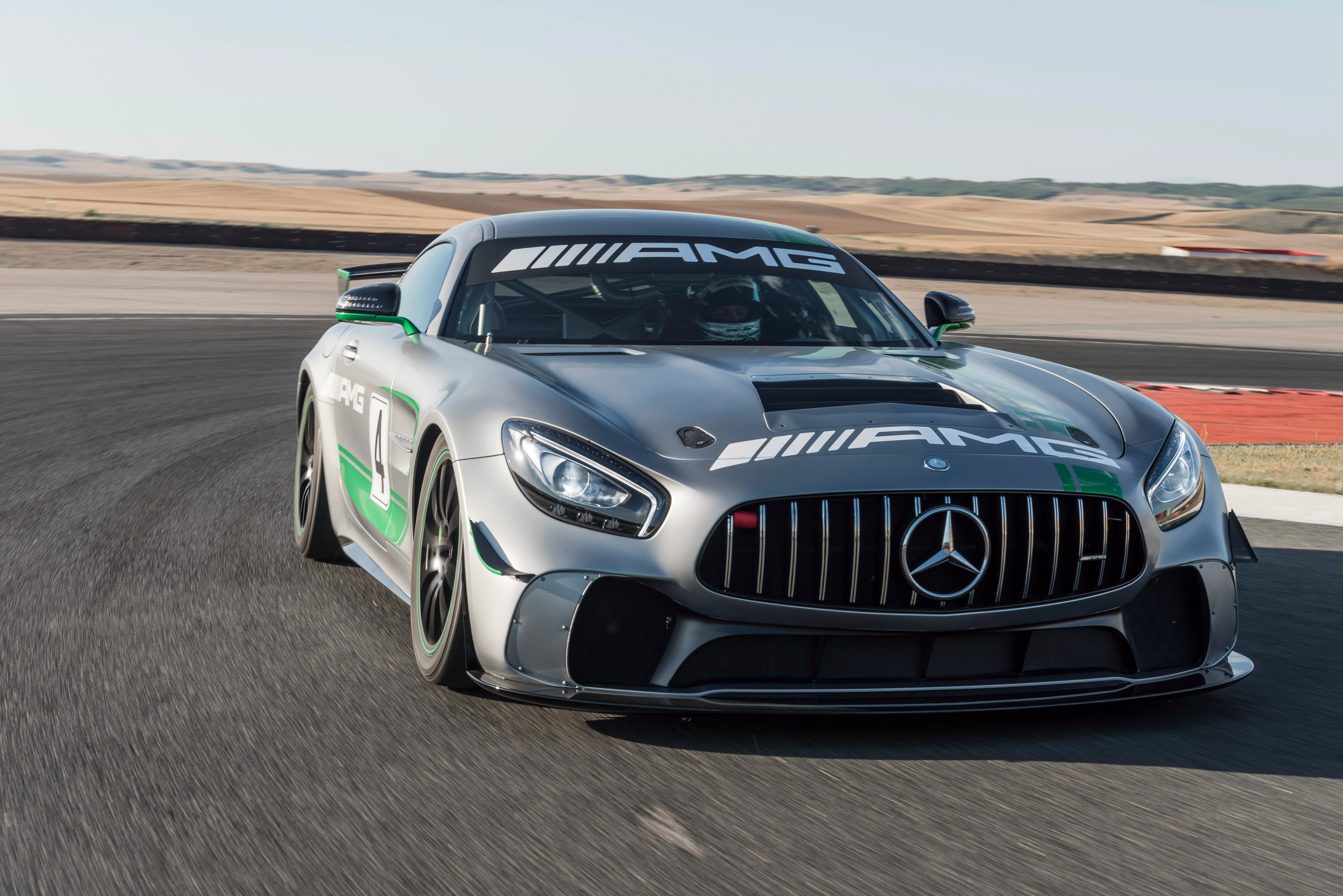 Mercedes Amg Gt4 C190 2017 Hd Cars 4k Wallpapers Images