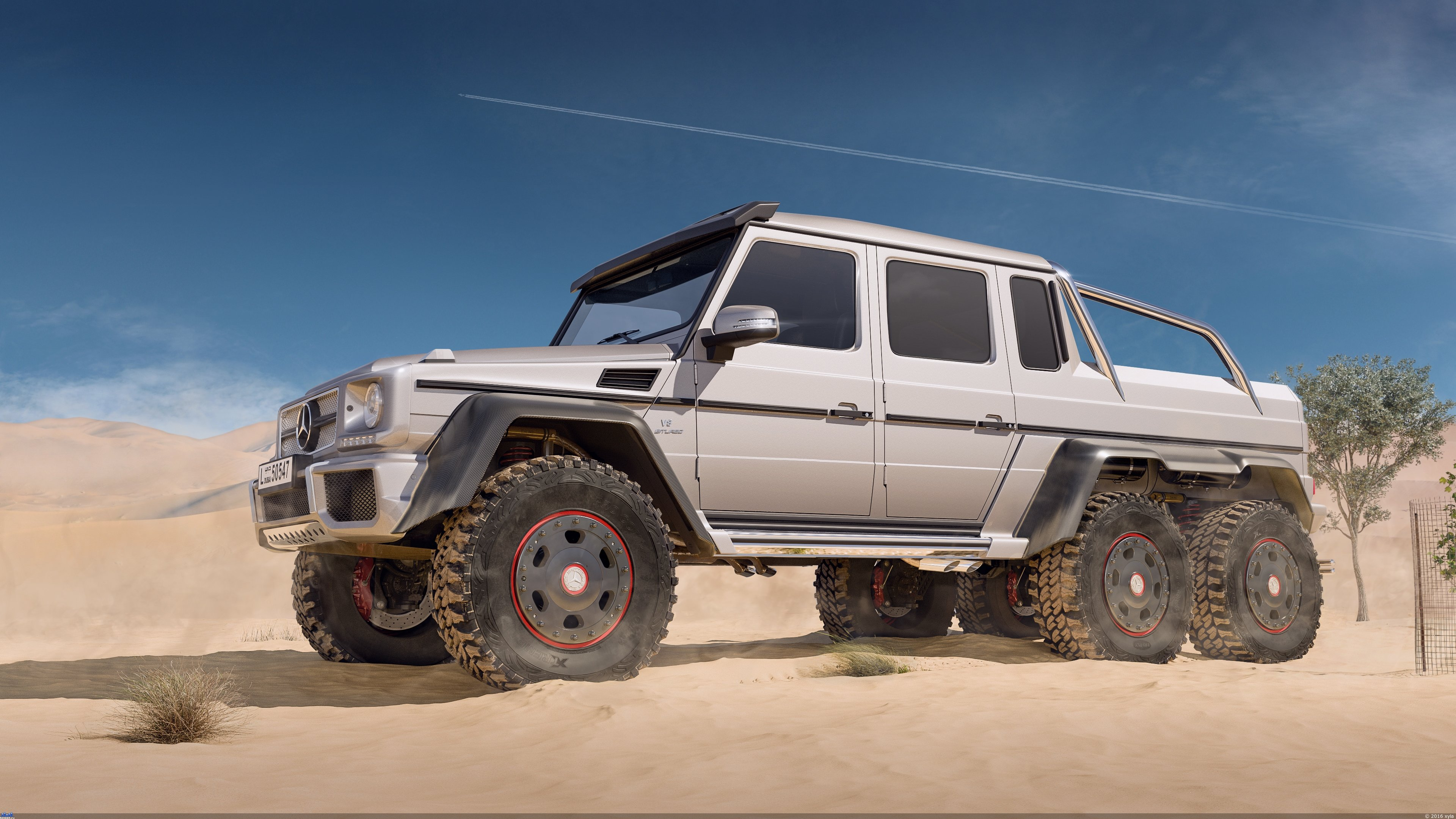 Mercedes Benz Amg G63 6x6 Hd Cars 4k Wallpapers Images